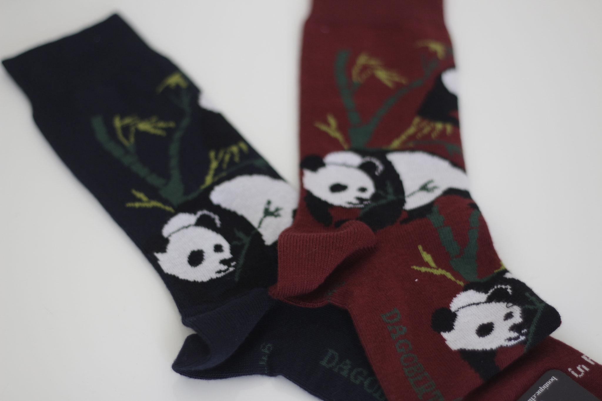 neu eingetroffen Dagobert mit dem Panda (CHF 26.-)