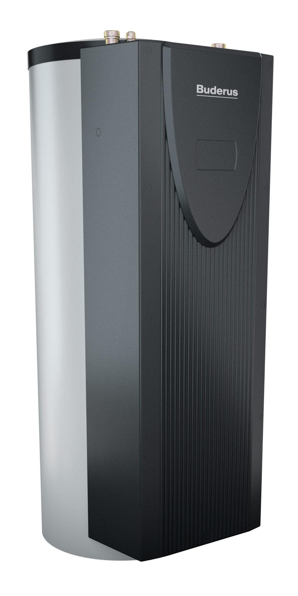 Optionaler auf die Wärmepumpe abgestimmter Hydraulik-Tower TP300