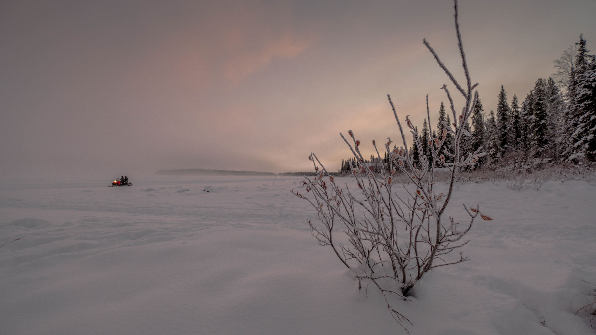 22.12.2020 gegen 12 Uhr klar und kalt