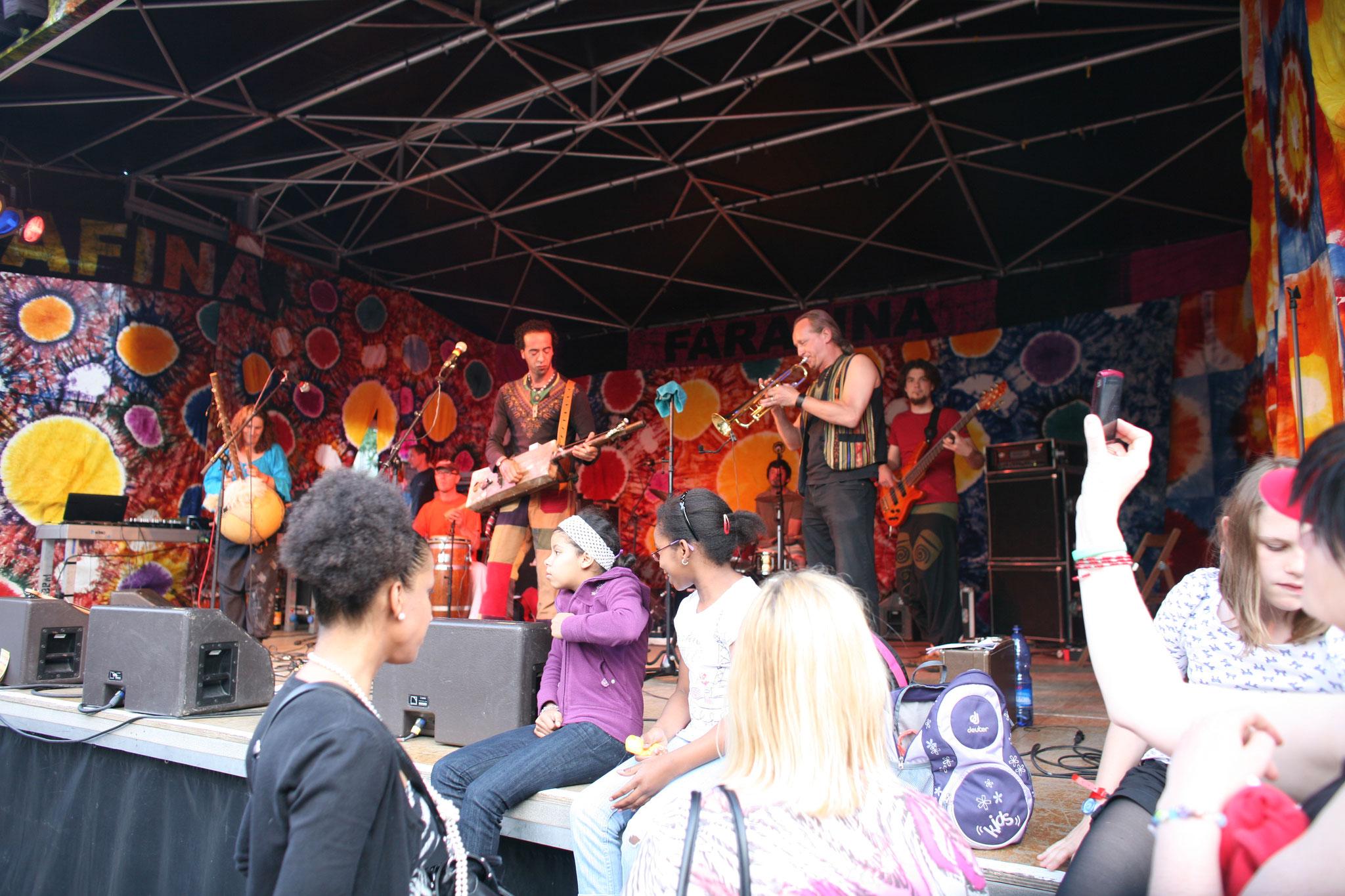 Khalaa Cross Road - Karneval der Kulturen Berln 2011