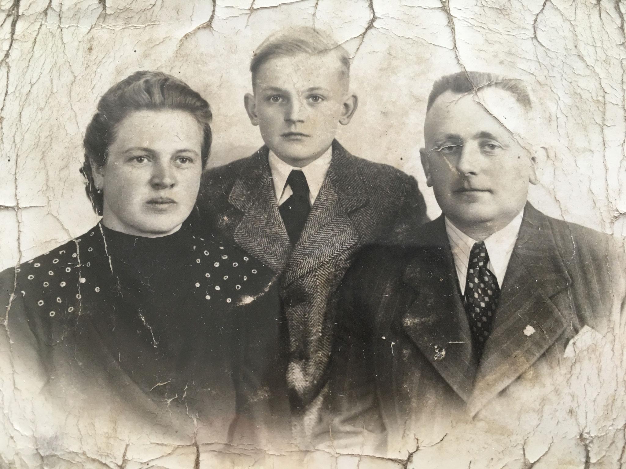 Familie Anton Geringer