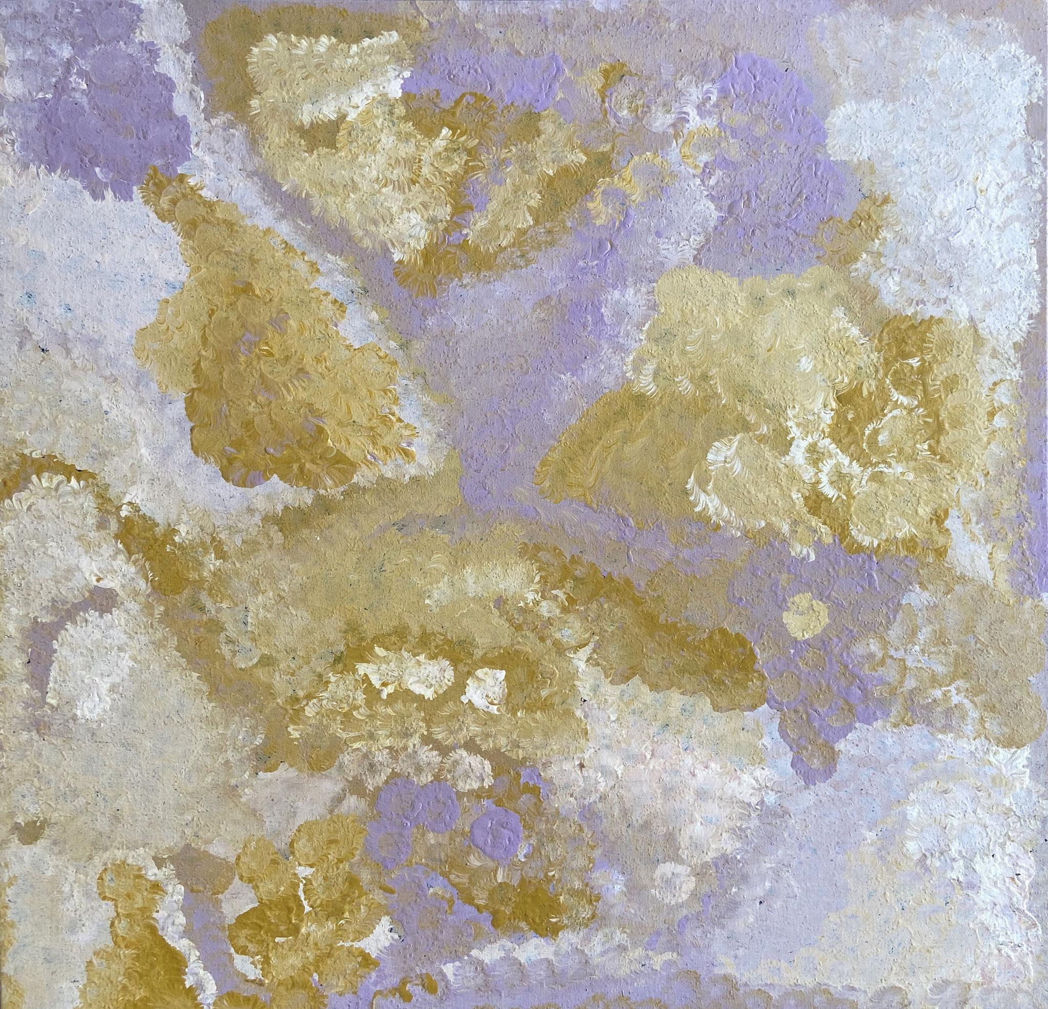 55 エミリー・カーメ・ウングワレー 「マイ・カントリー」 880x900mm