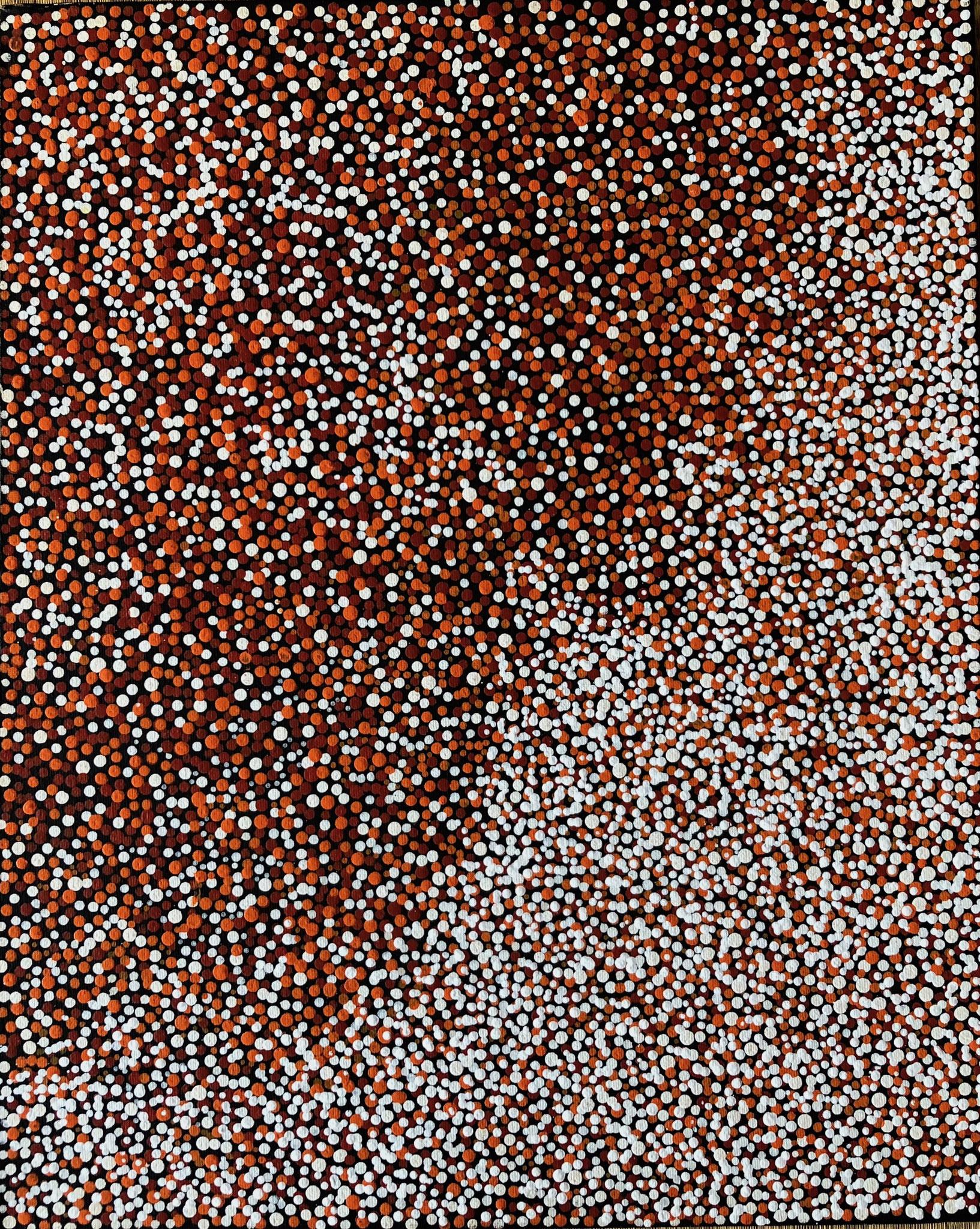 32 モーリー・プラ・ロス 「マイ・カントリー」 470x570mm