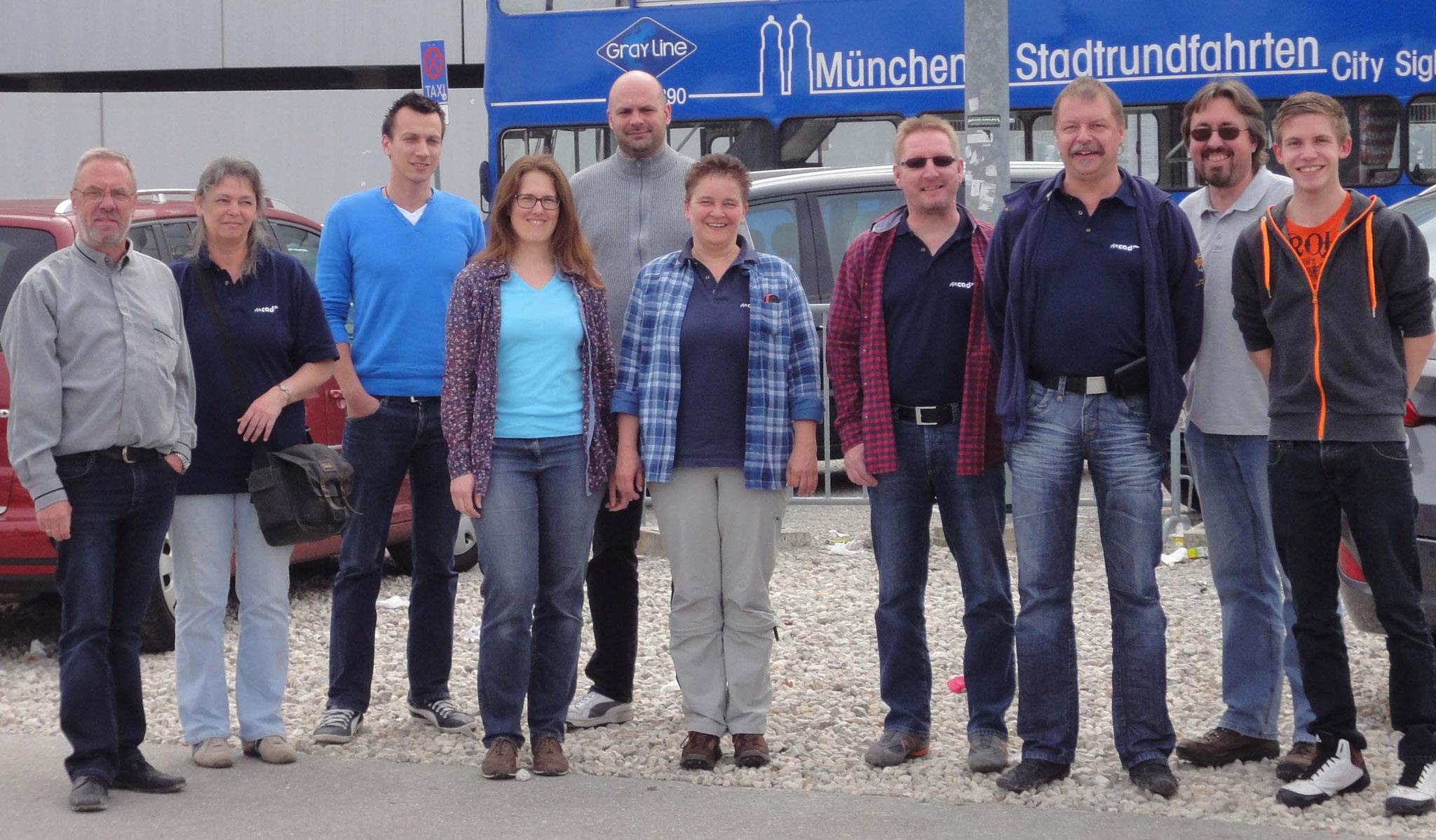 2016 - erfolgreich etabliertes Unternehmen mit aktuell 11 Mitarbeitern