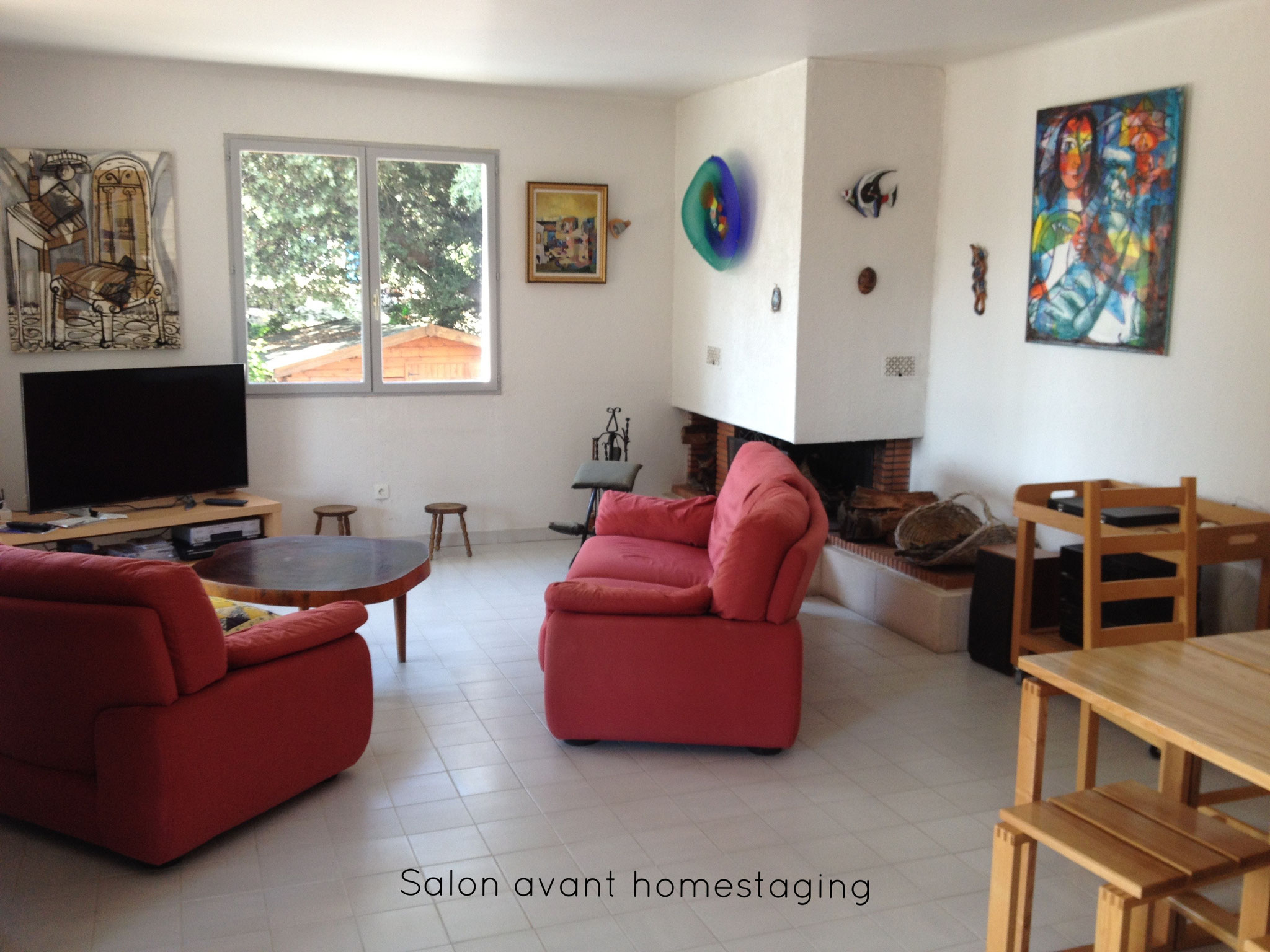Complete Home Staging For A Villa In Nimes Ds Homestaging