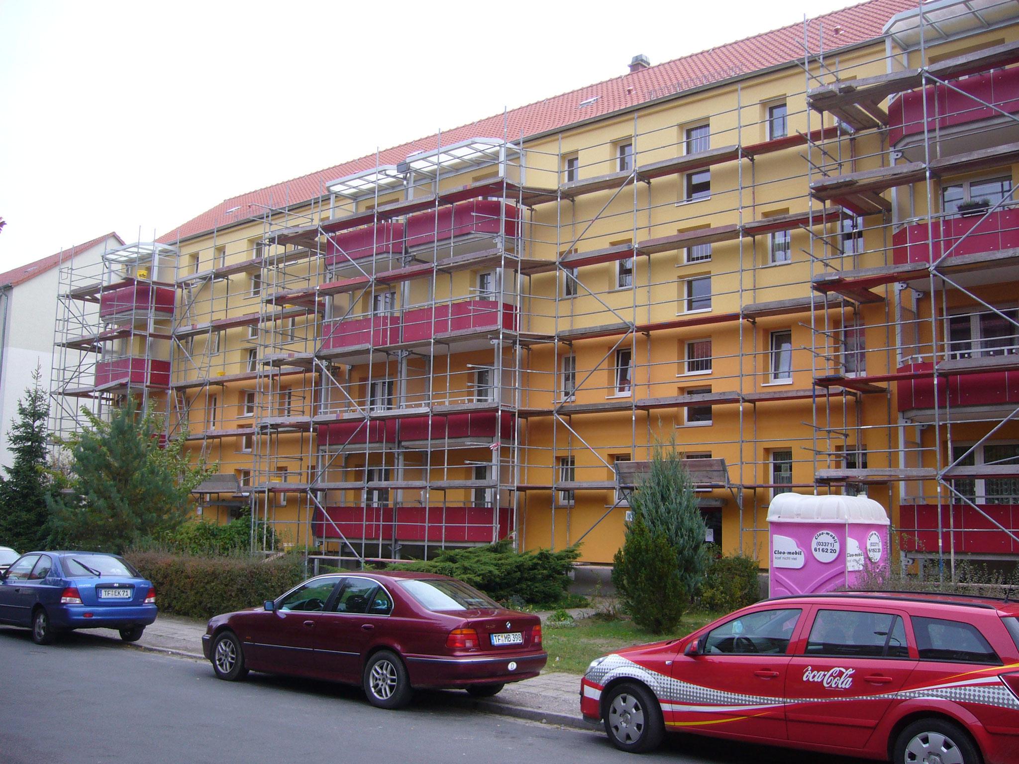 Salvador Alliende Straße Ludwigsfelde