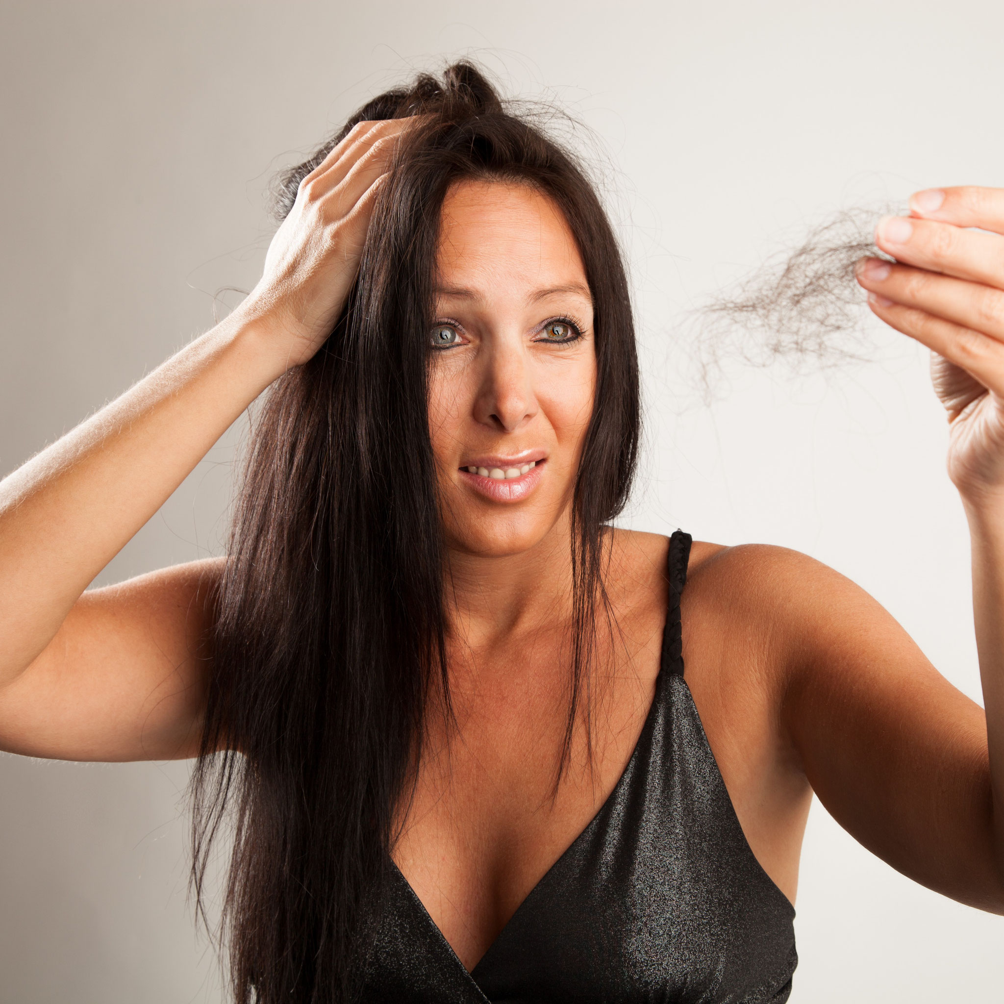 Haarausfall muß nicht sein