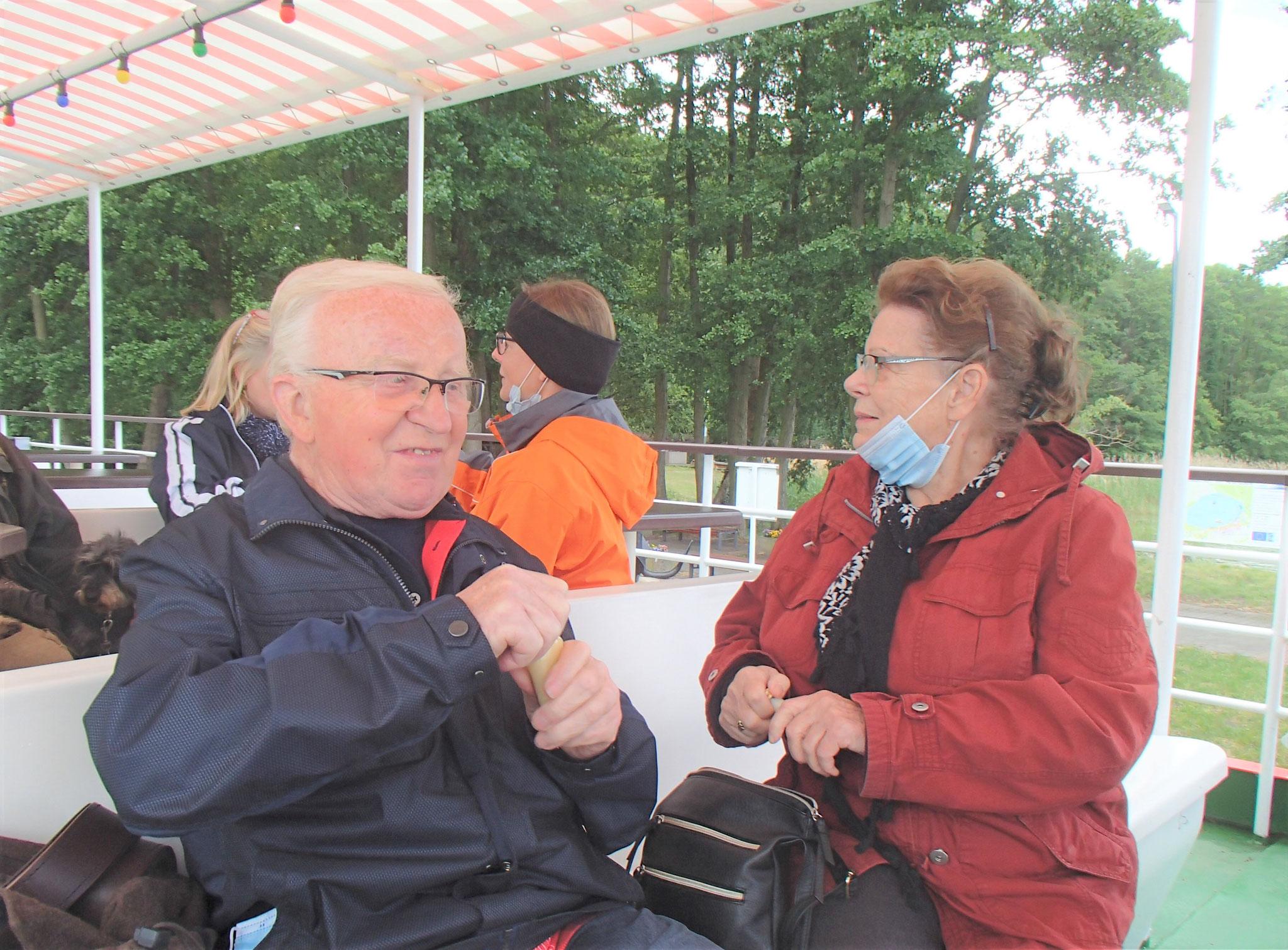 Lothar und Regina