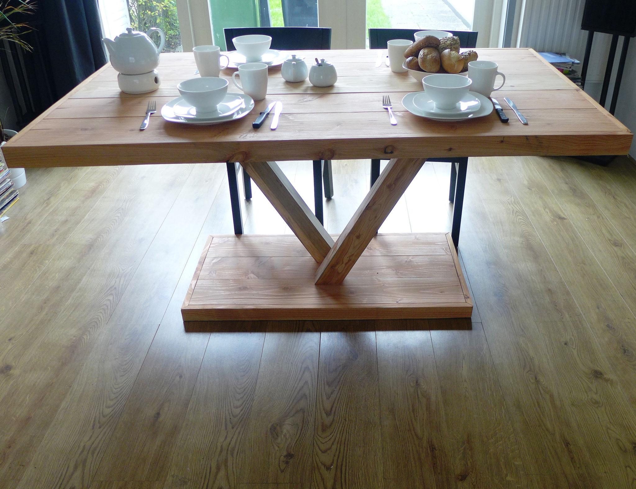 Mooie Steigerhouten Eettafel.Eettafels Worlds Of Wood De Mooiste Steigerhouten Meubels