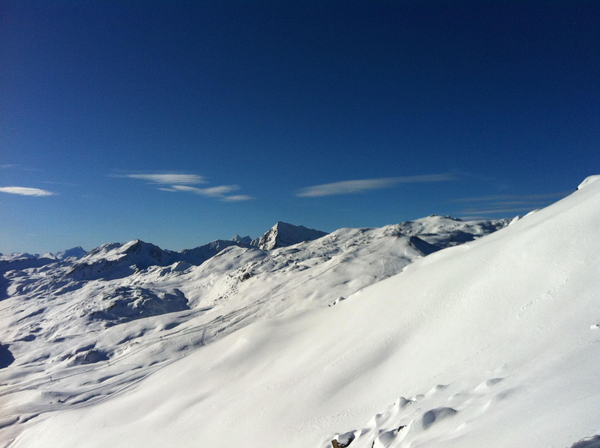 Skigebiet Savognin