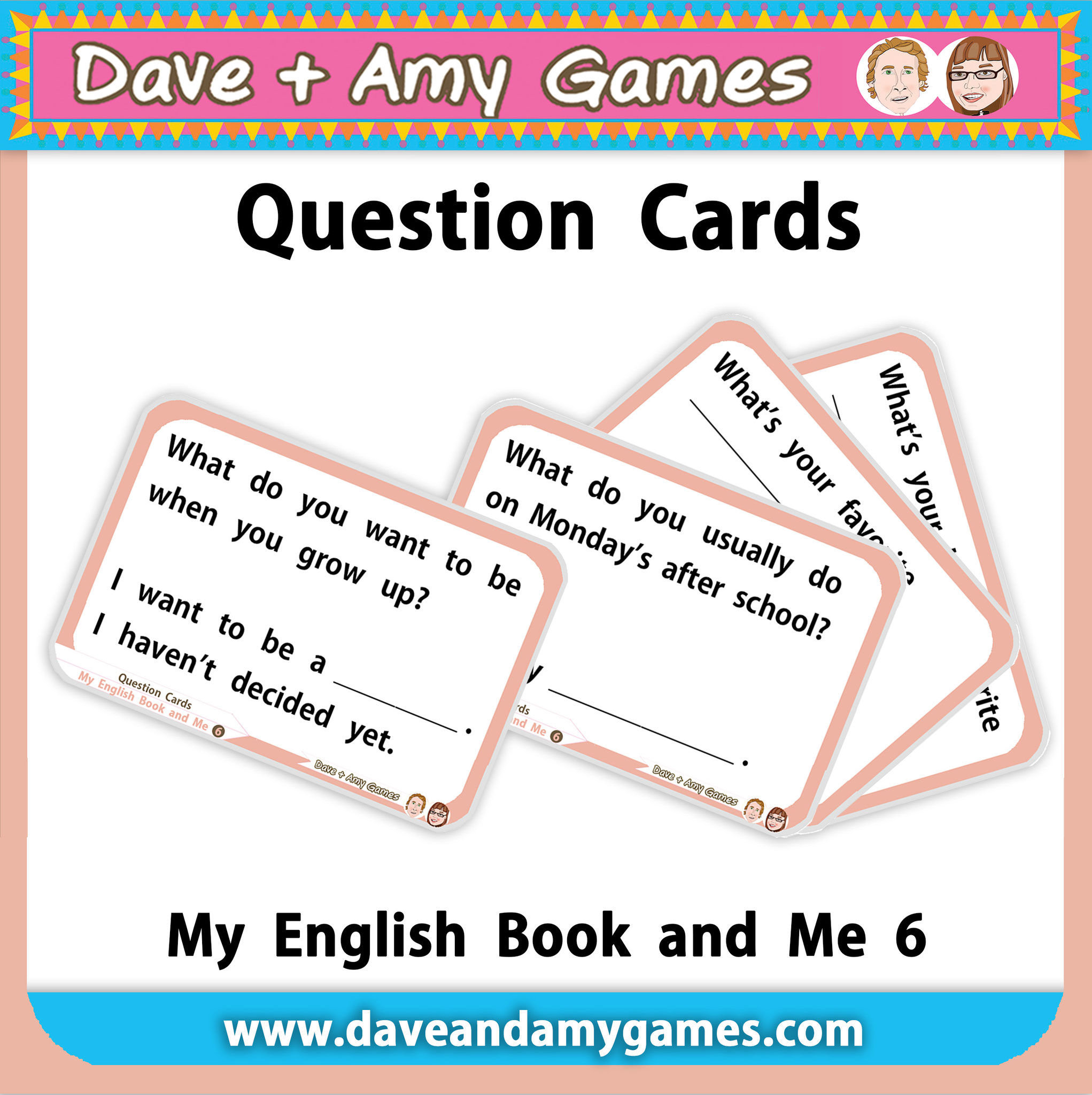 Question Cards MEB6