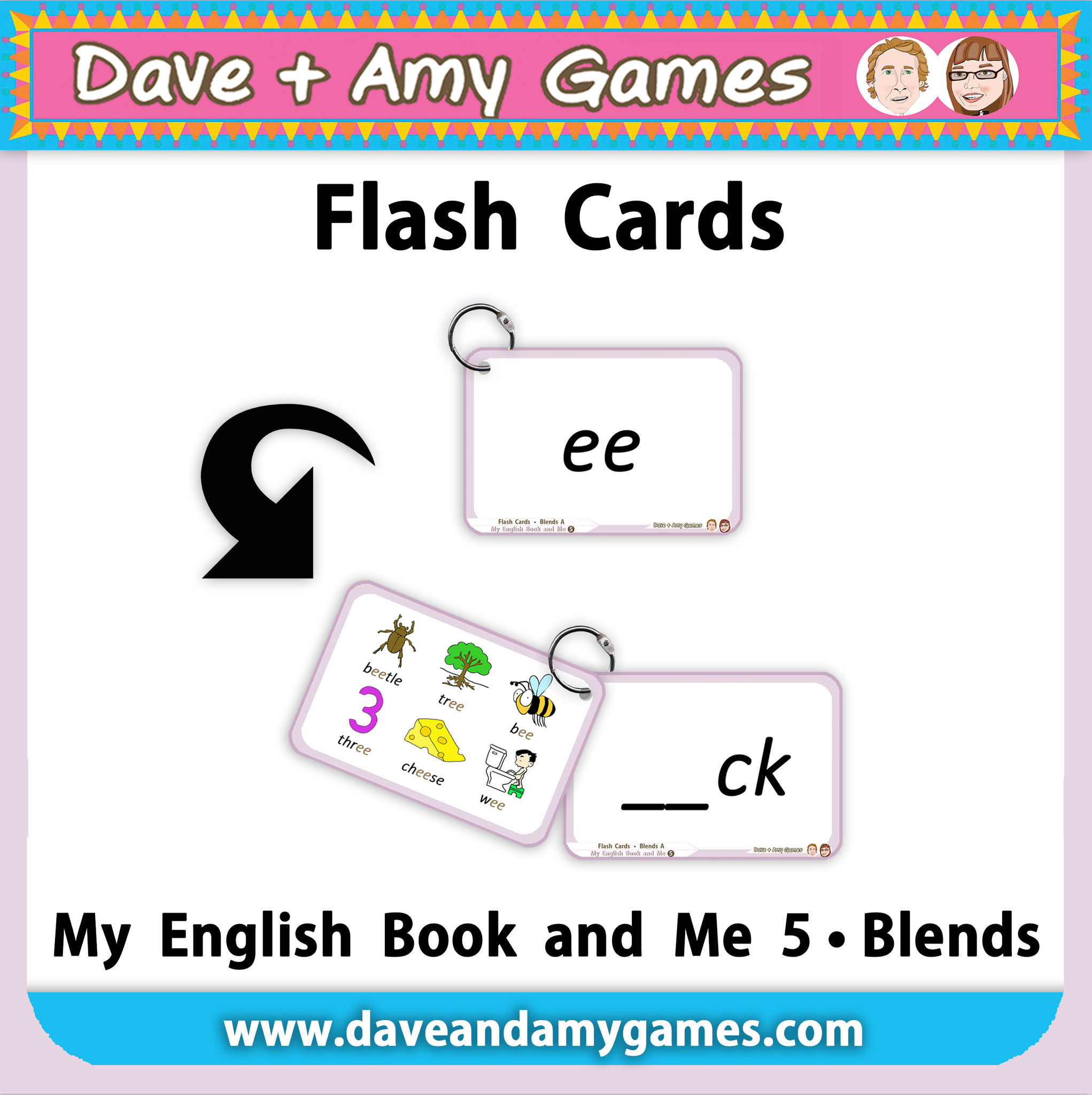 Blends Flashcards (small)