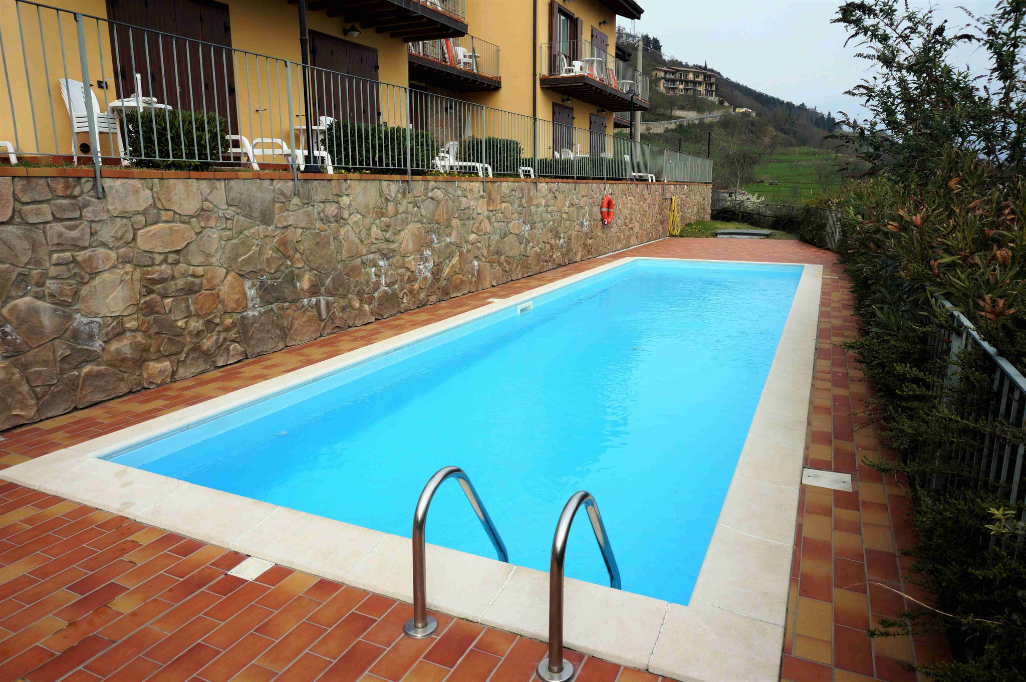 appartement20 - hauseigener Pool