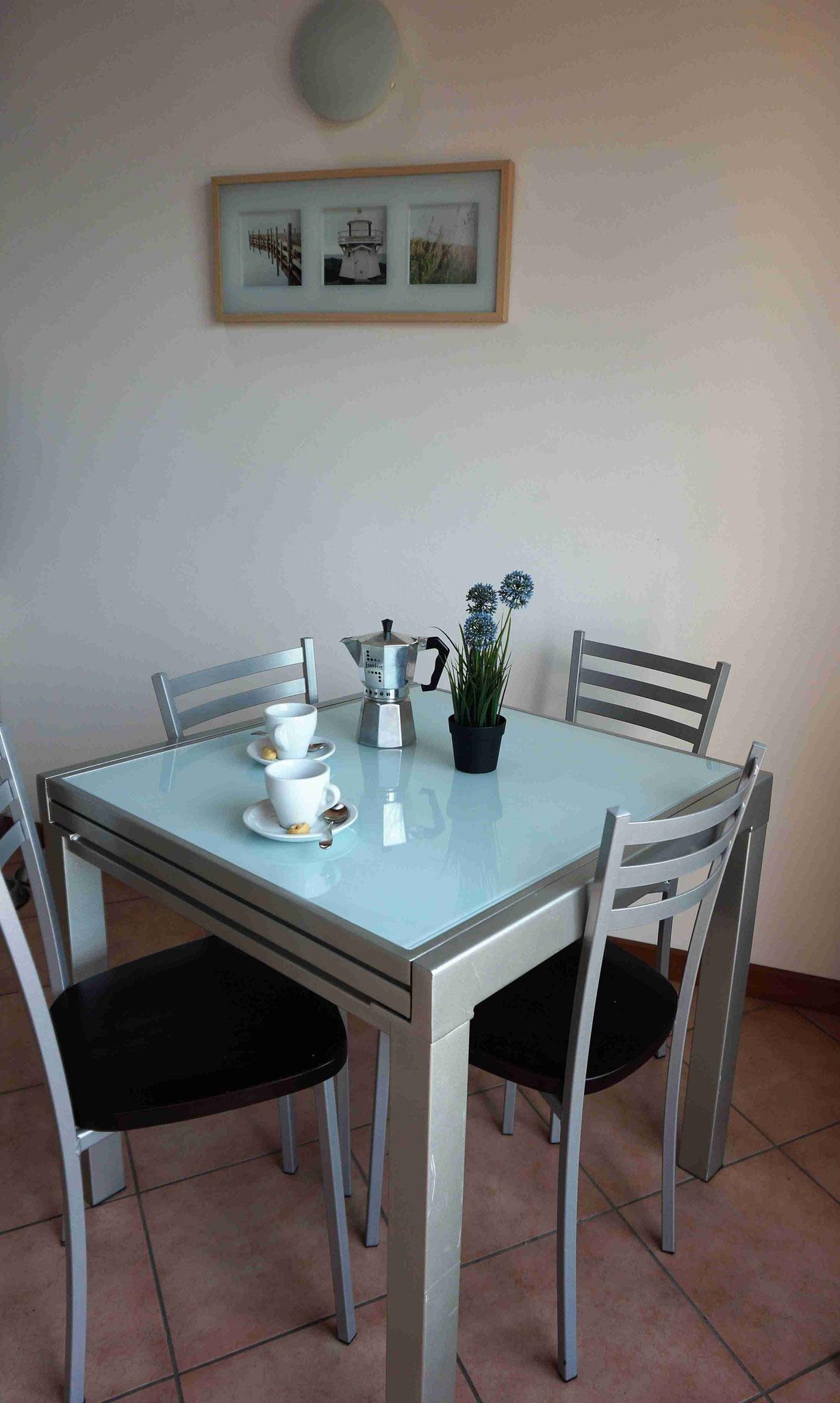 appartement20 - Moderner Essplatz