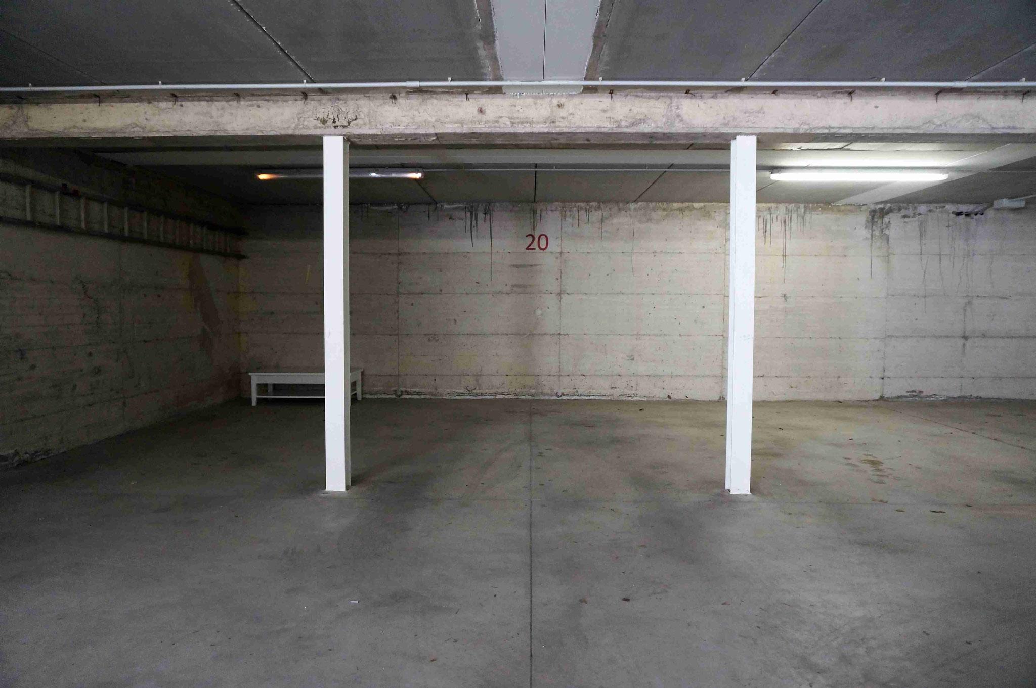 Appartement20 - Tiefgarage