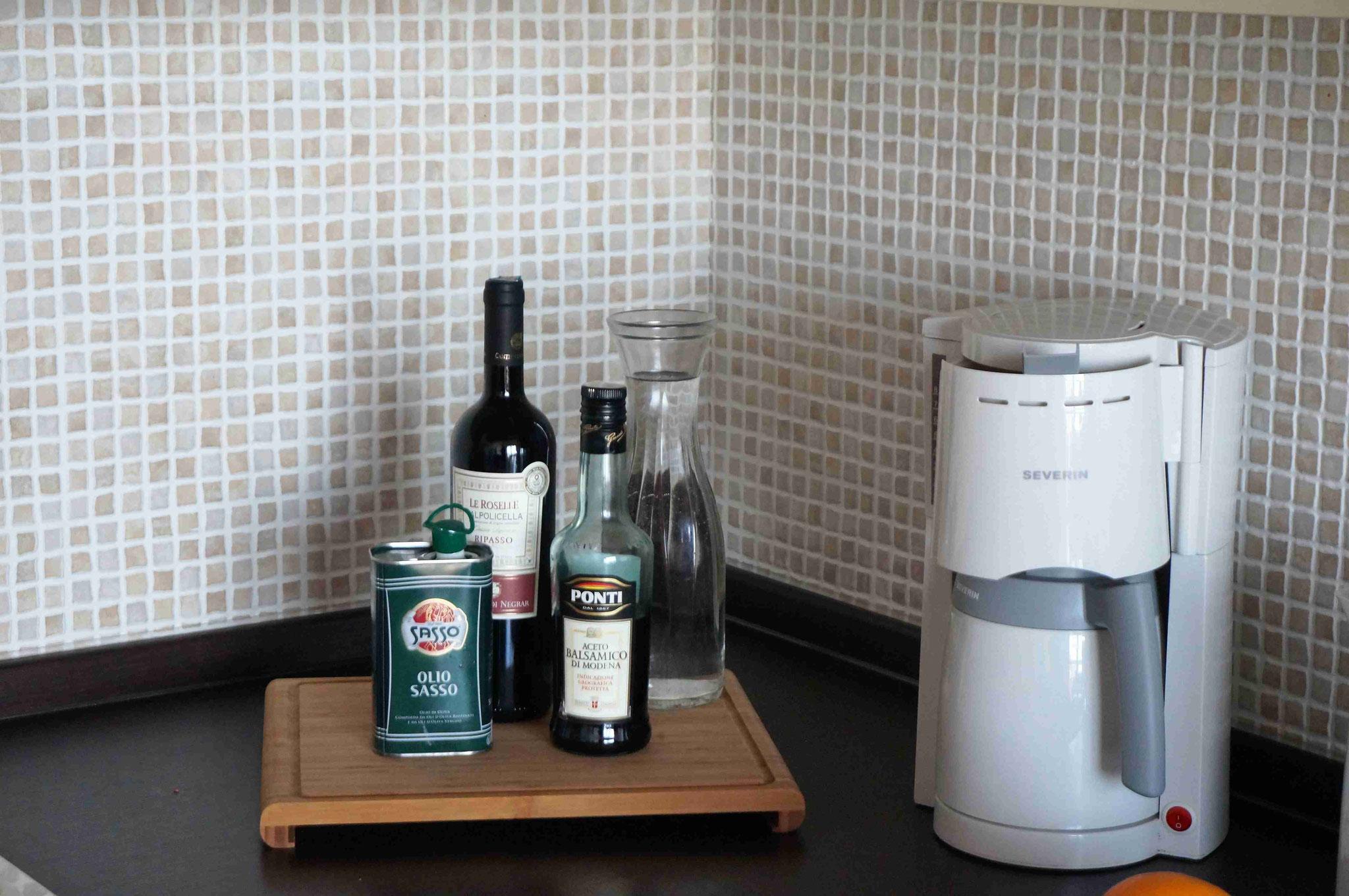 Appartement20 - Kaffee