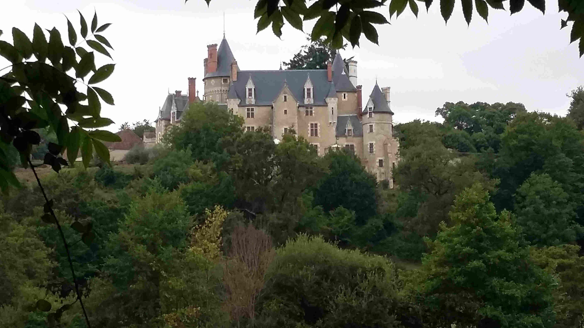 Chateau de Bois-Morand