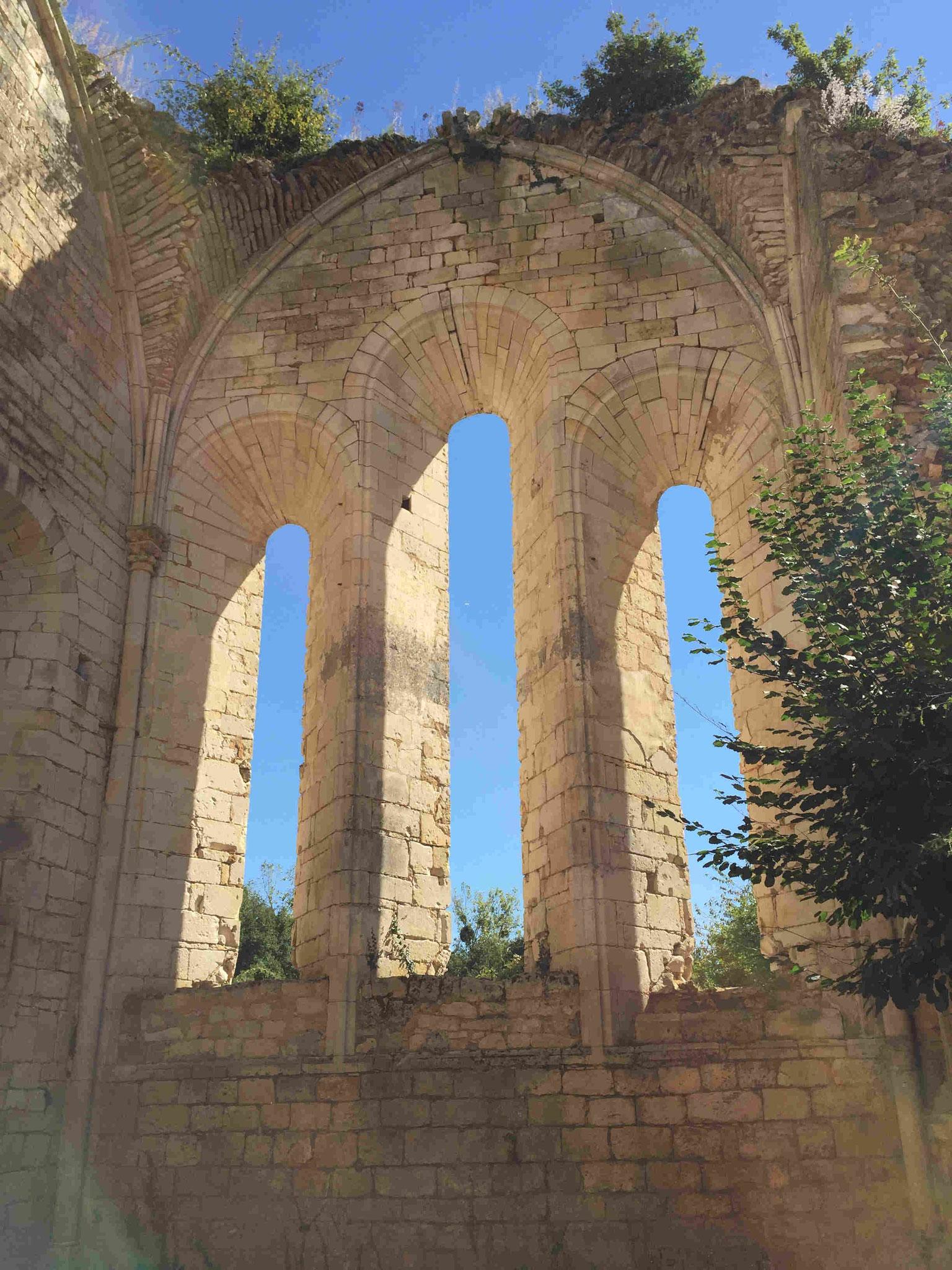 Abbaye de la Réau.
