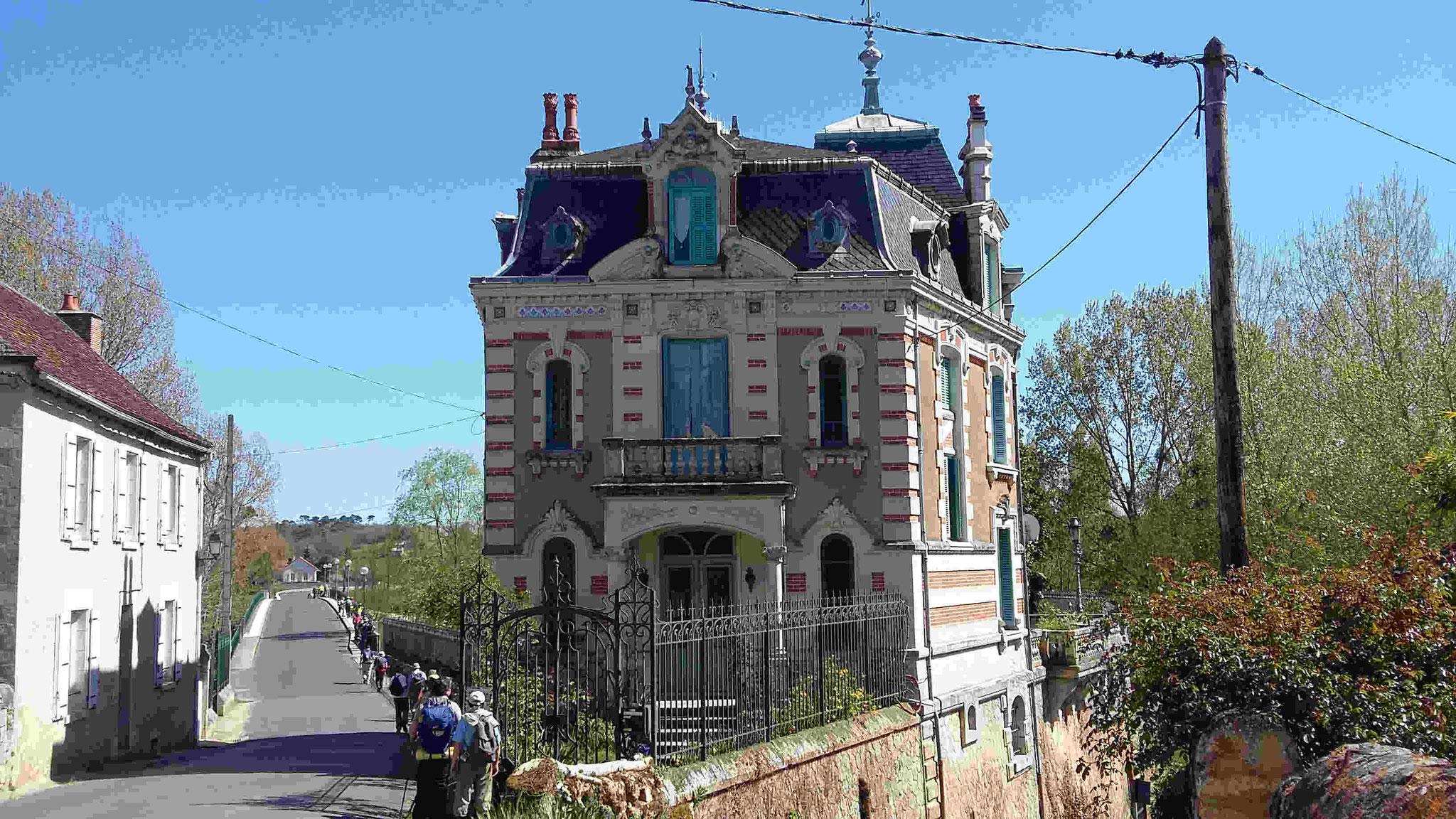 Villa des Iles, Vicq-sur-Gartempe