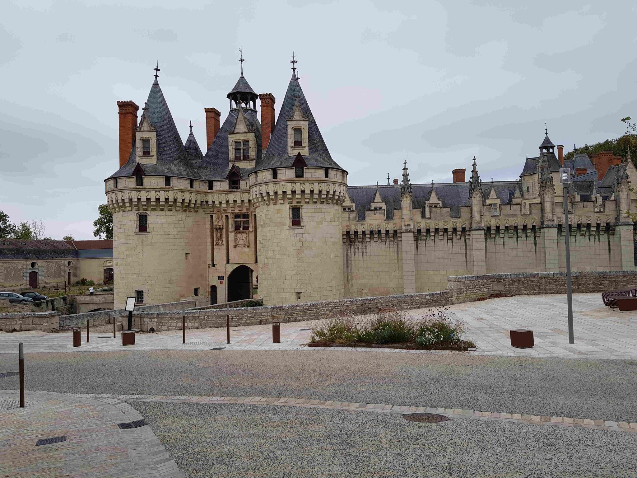 Château de Dissay.