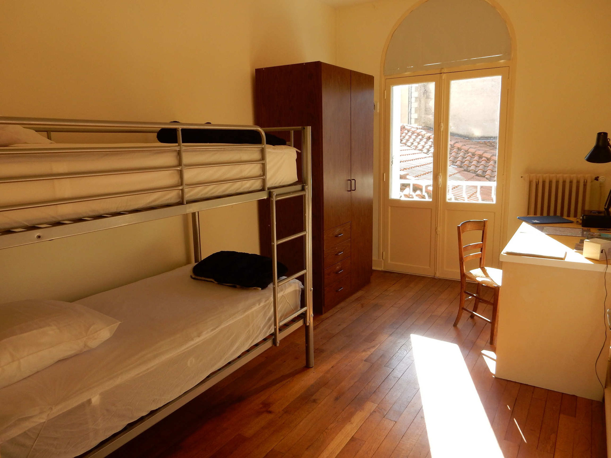 La chambre de l'Hospitalier.