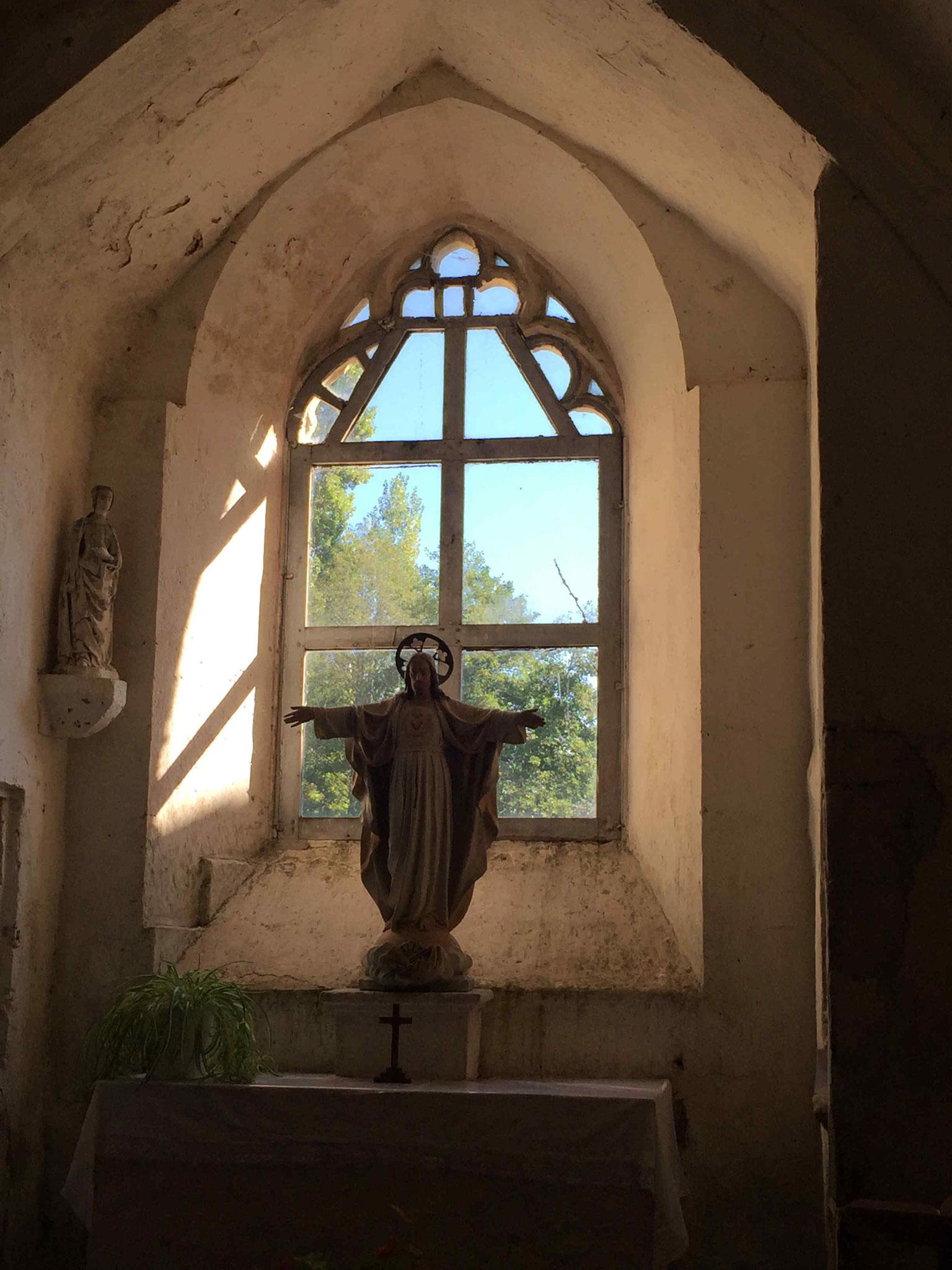 Eglise de St Marin l'Ars.