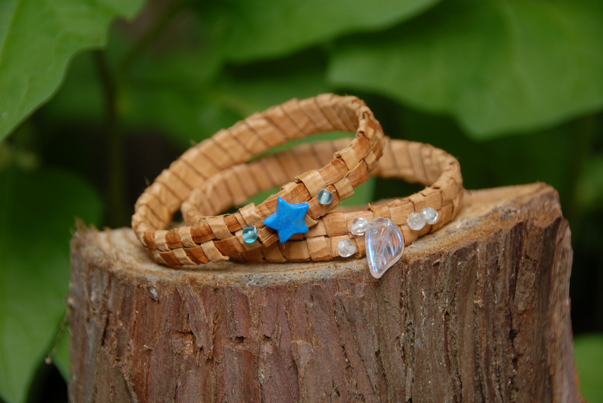 Medium Cedar Bark bracelet kit