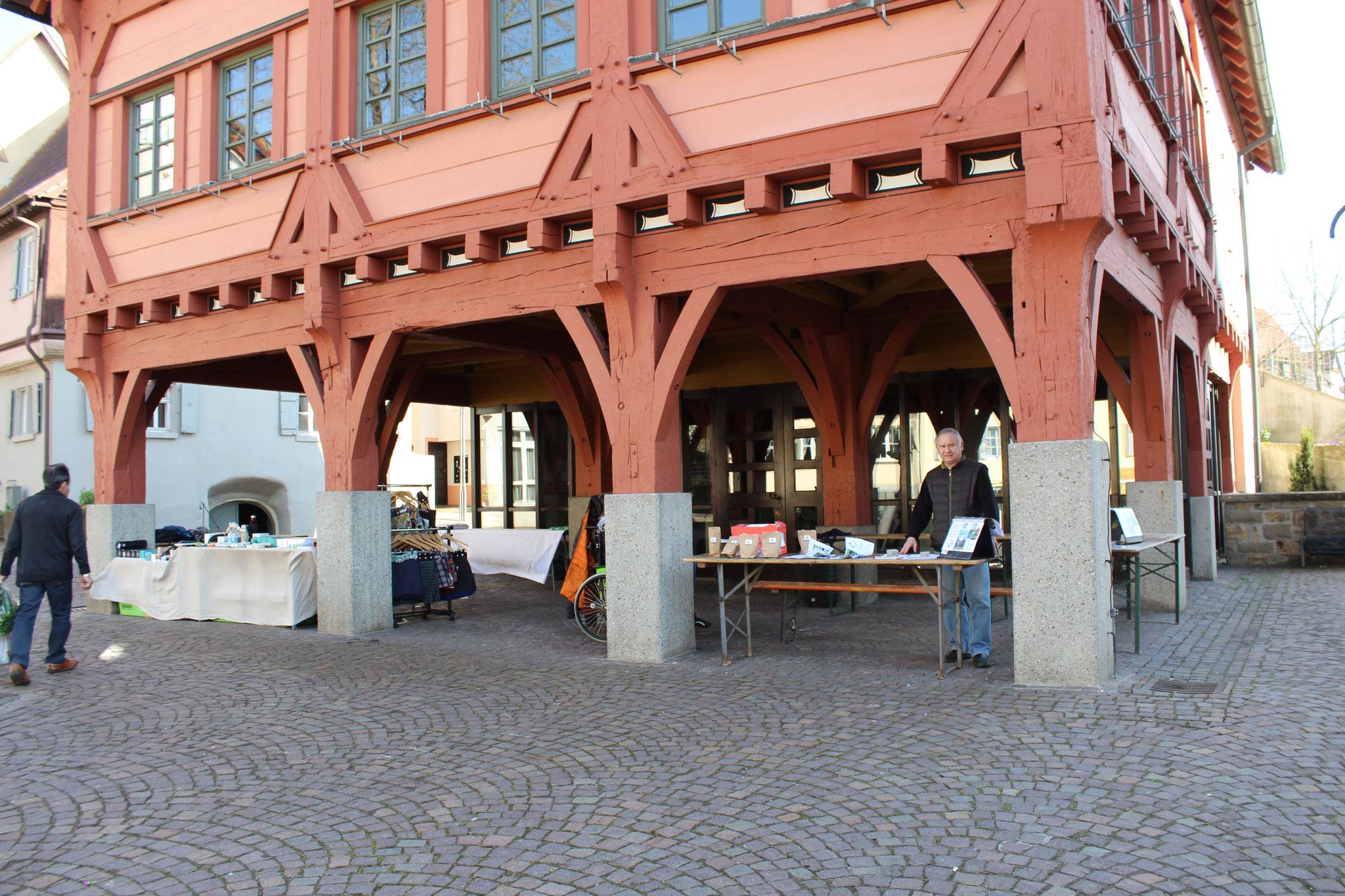Werner Dinges für Aquaponics Deutschland