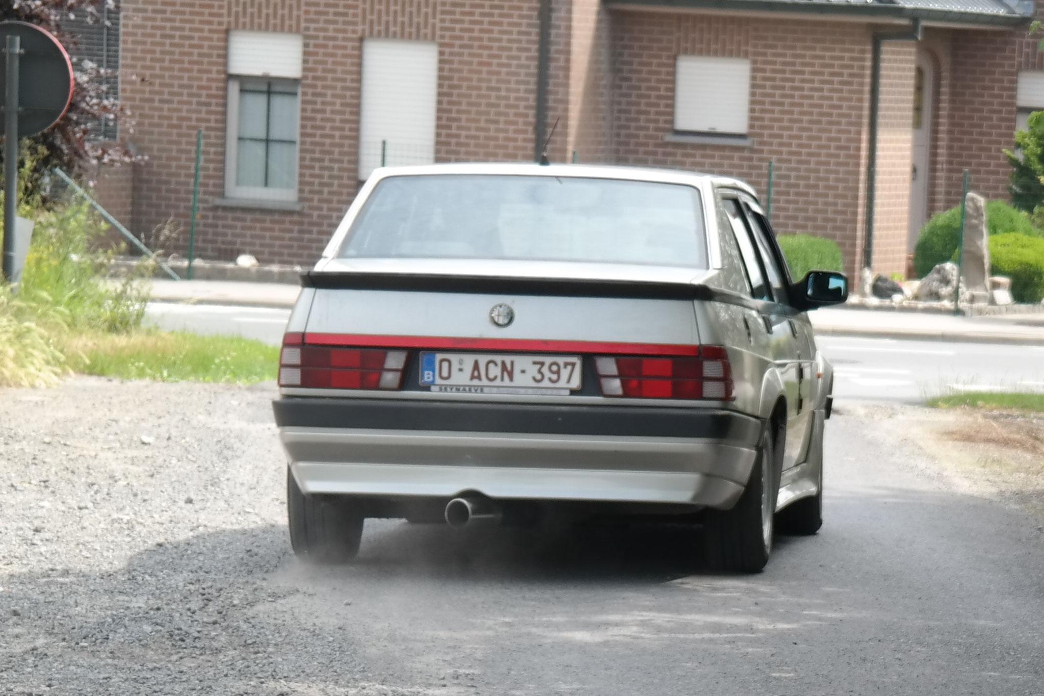 1029 - Alfa Romeo - 75 - 1988