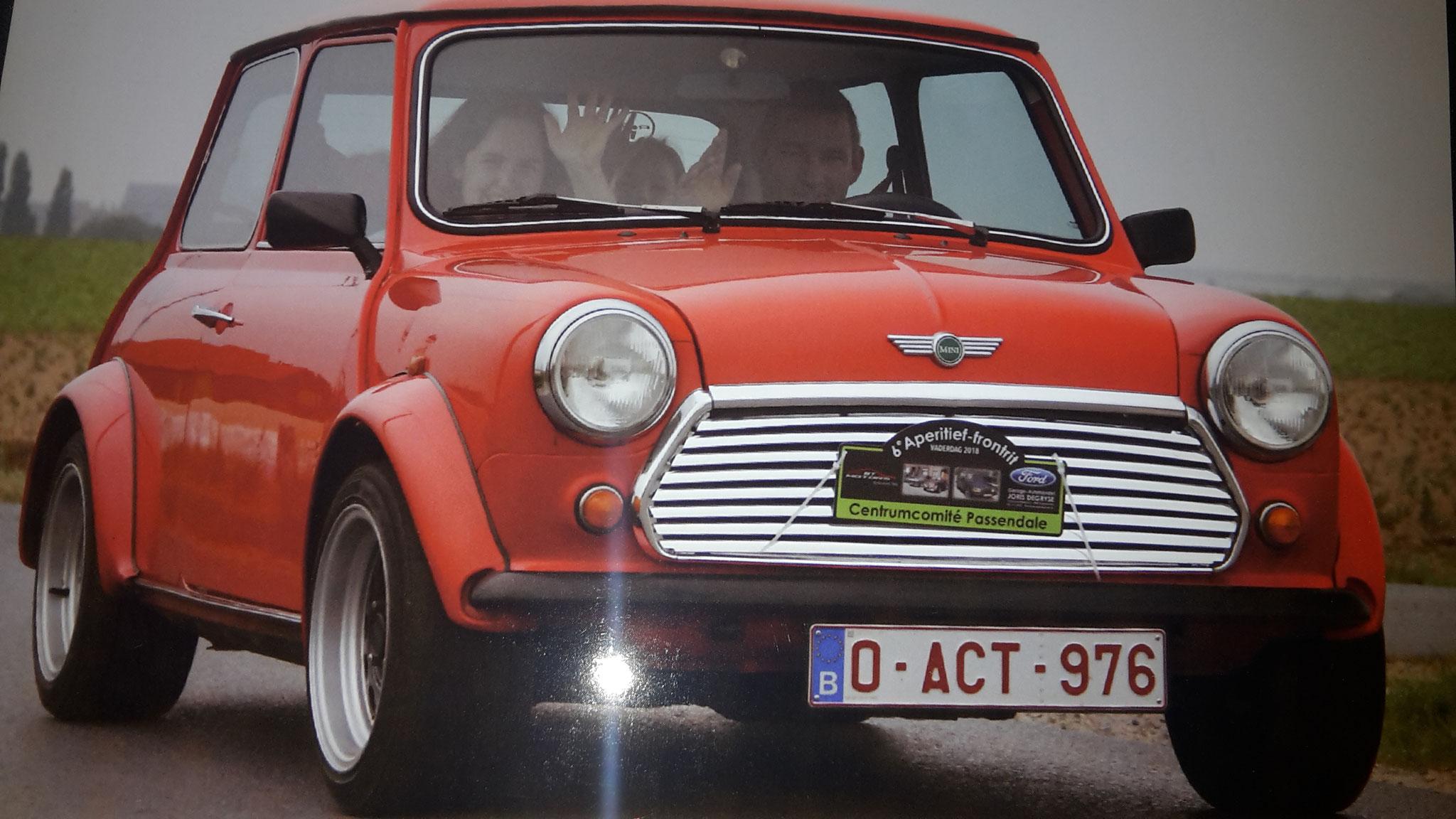 1020 - Austin - Mini - 1989