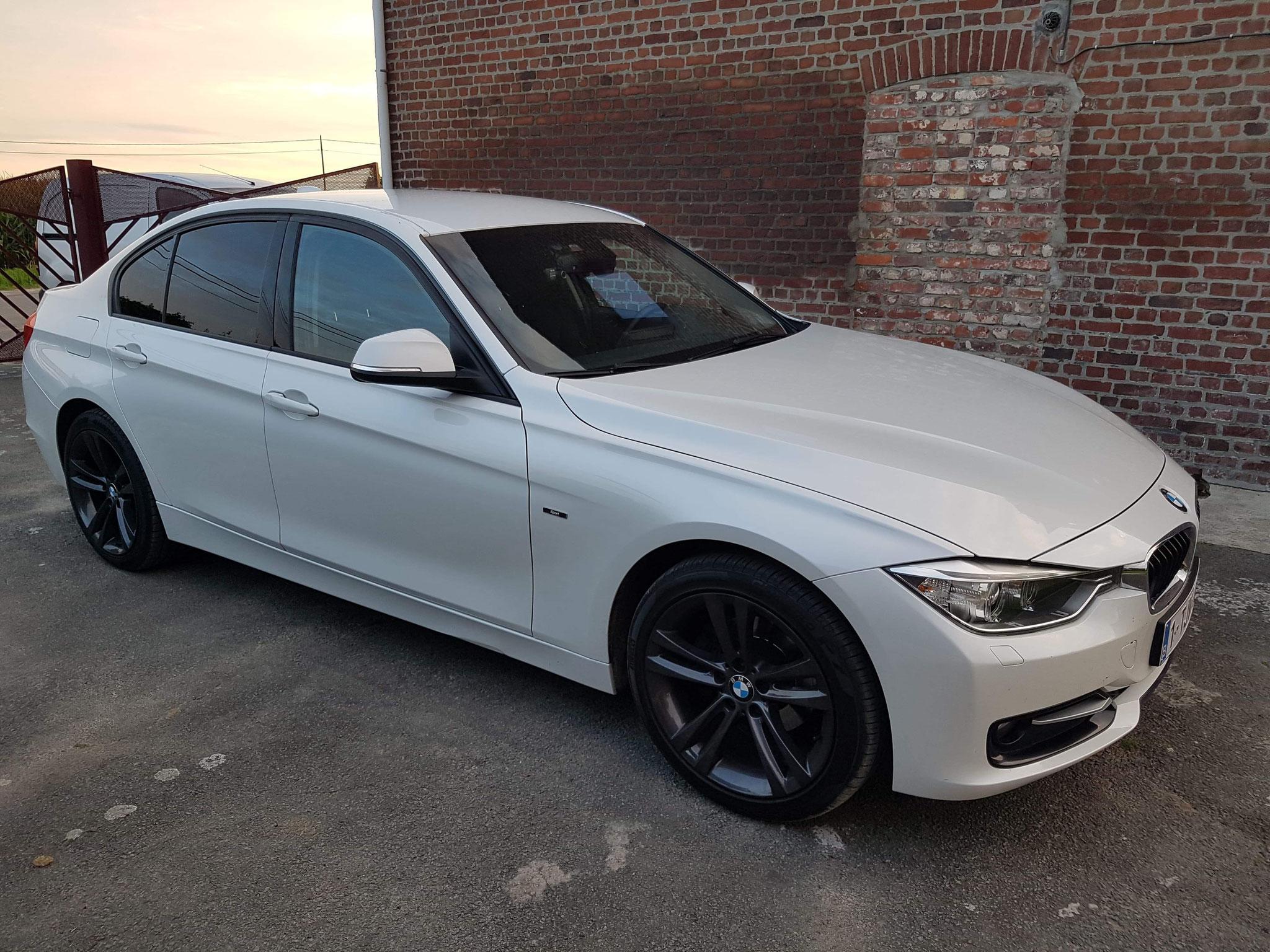 1034 - BMW - F30 318D - 2013