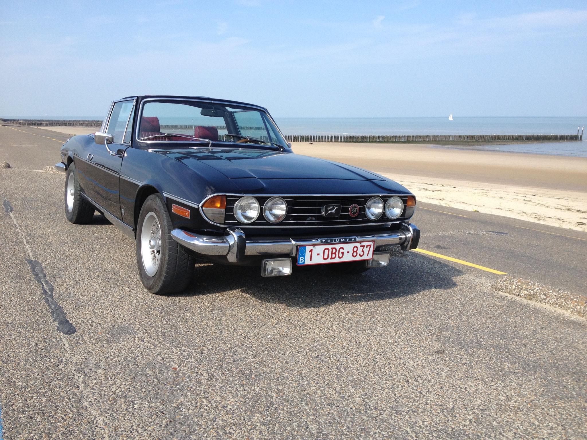 1040 - Triumph - Stag - 1973