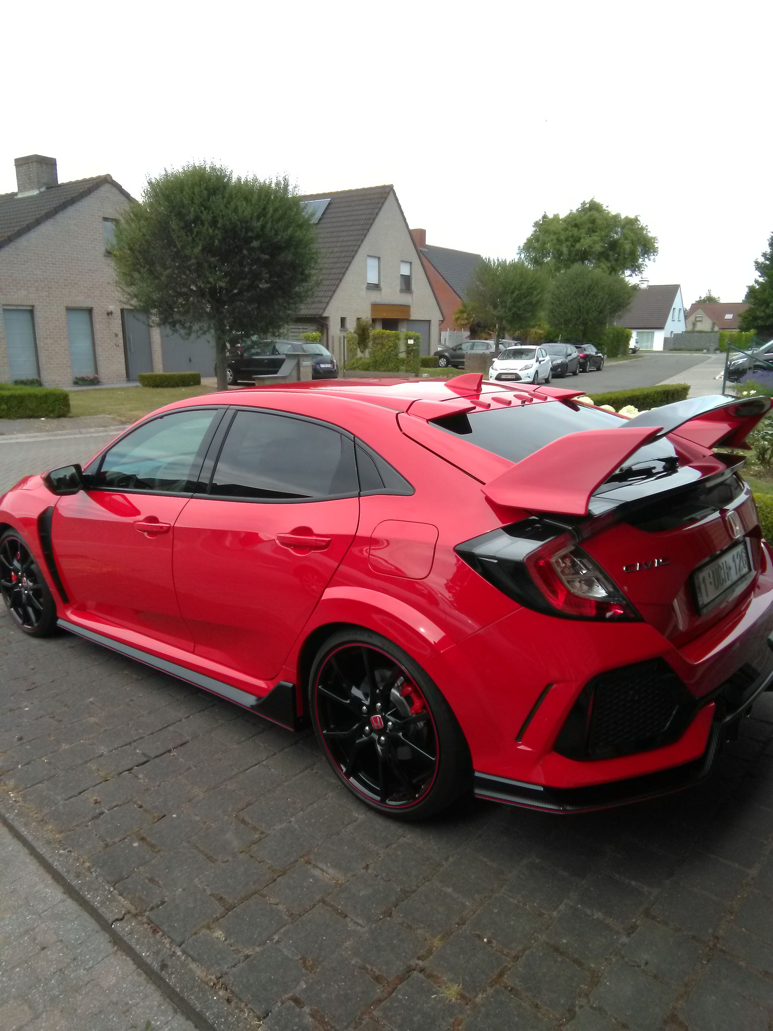 1042 - Honda - Civic - Type R - 2018