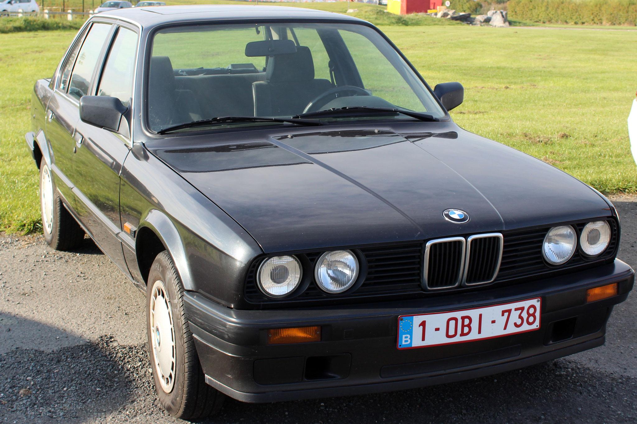 1090 - BMW - 18I - 1987