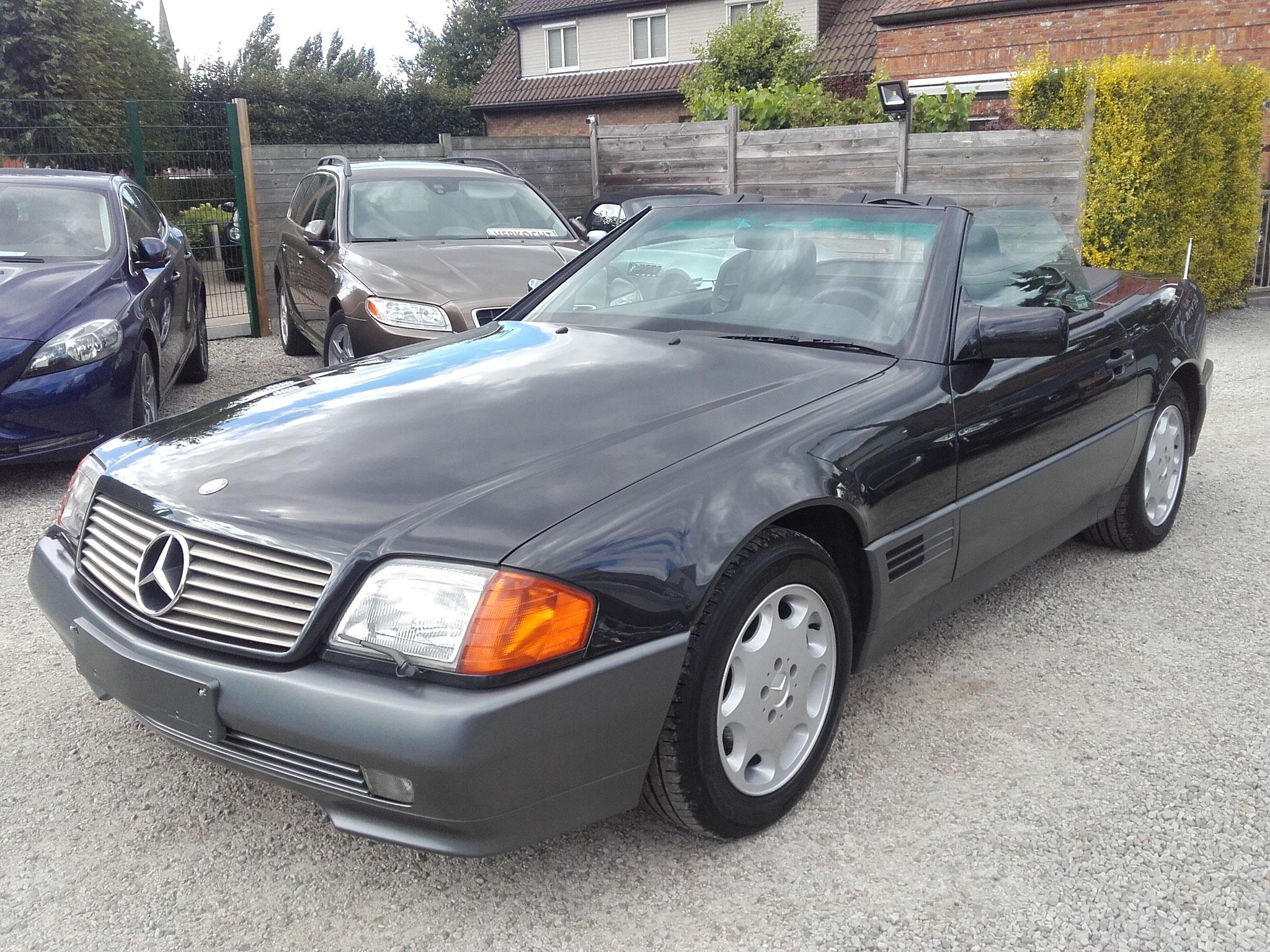 1030 - Mercedes - 300SL - 1992