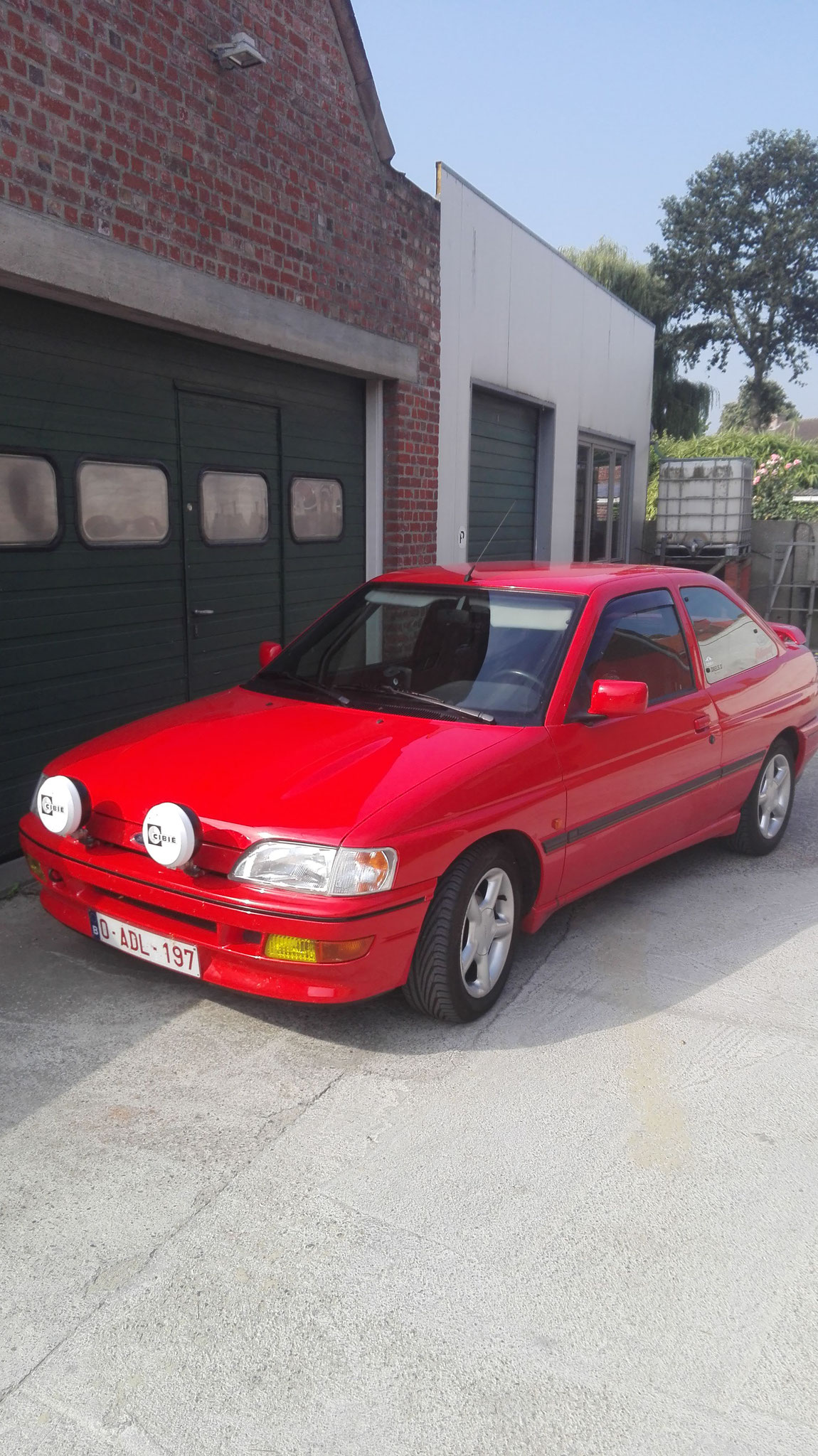 1015 - Ford - Escort rs2000 - 1991