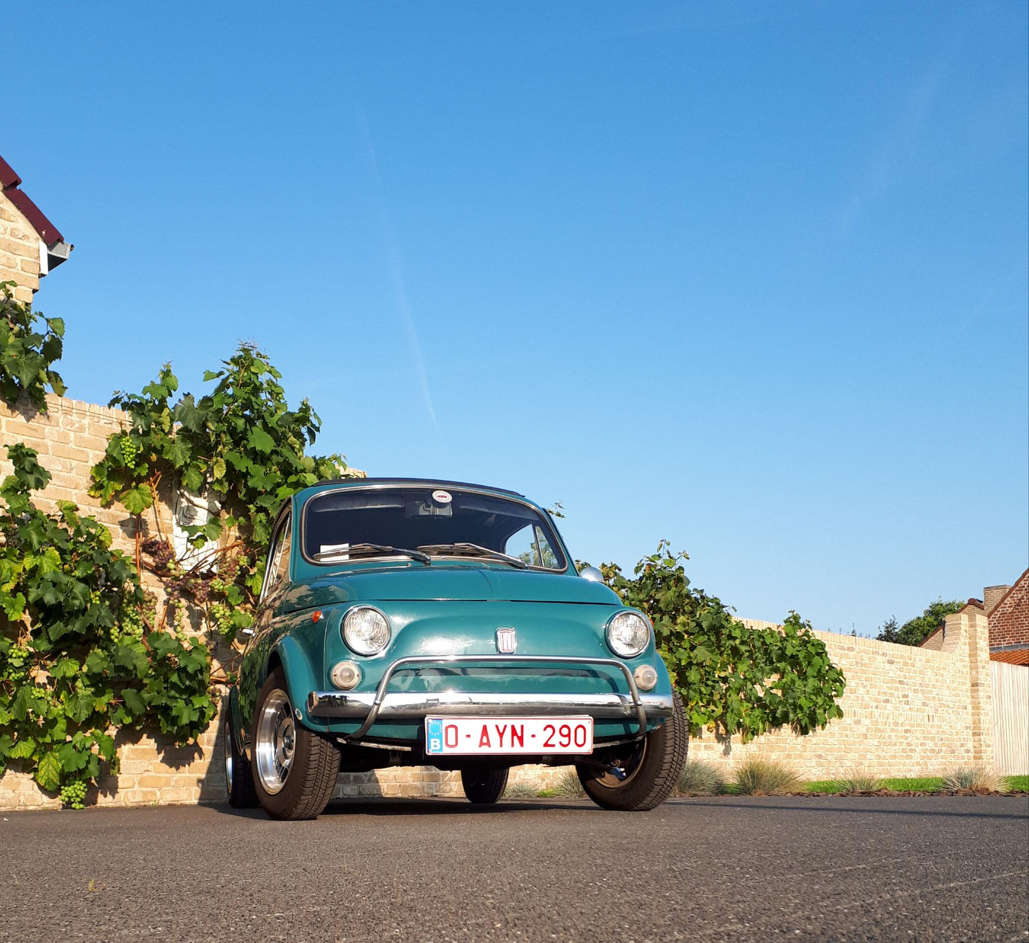 1067 - Fiat - 500 - 2009