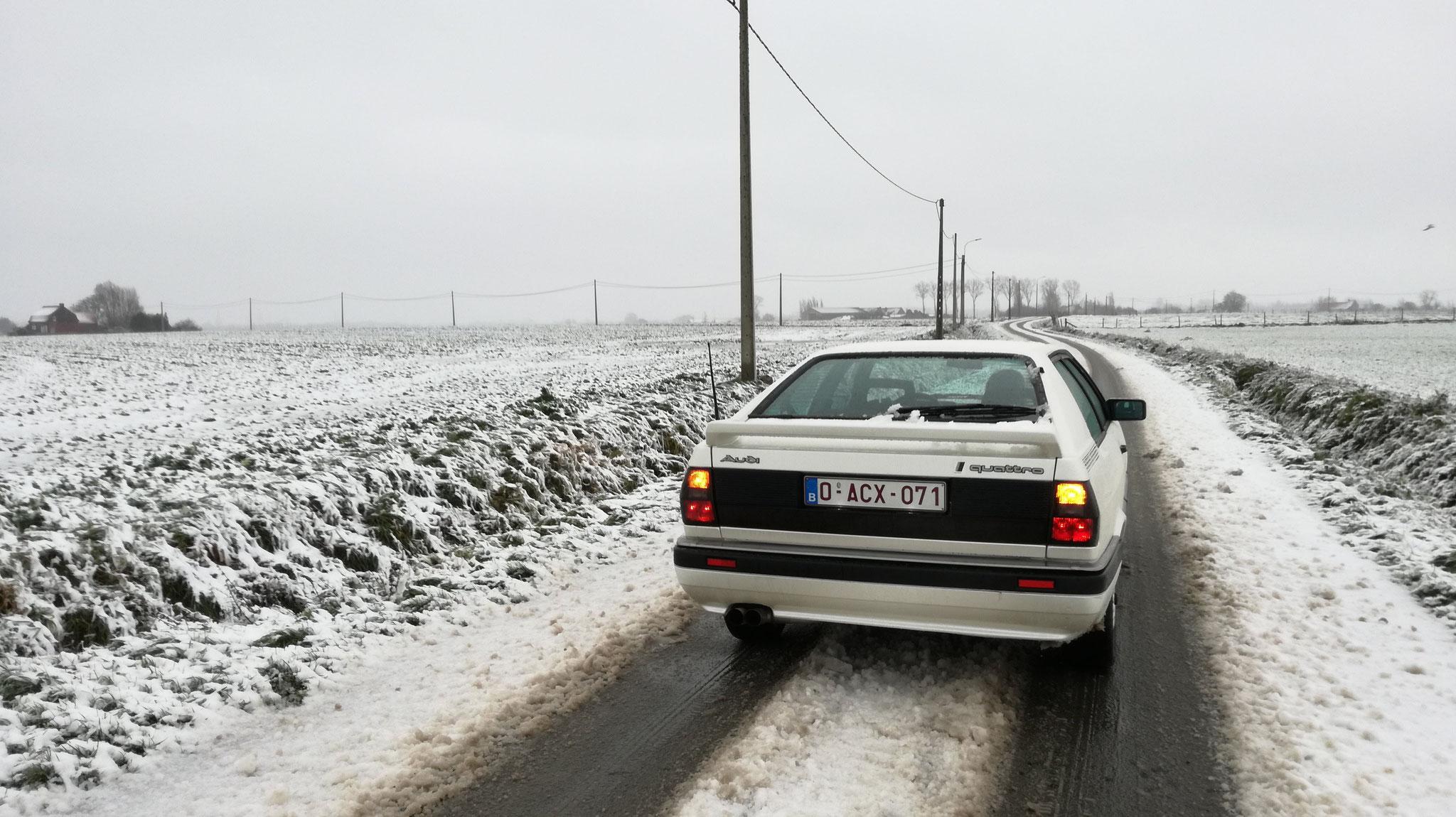 1036 - Audi - Coupé Quattro - 1987