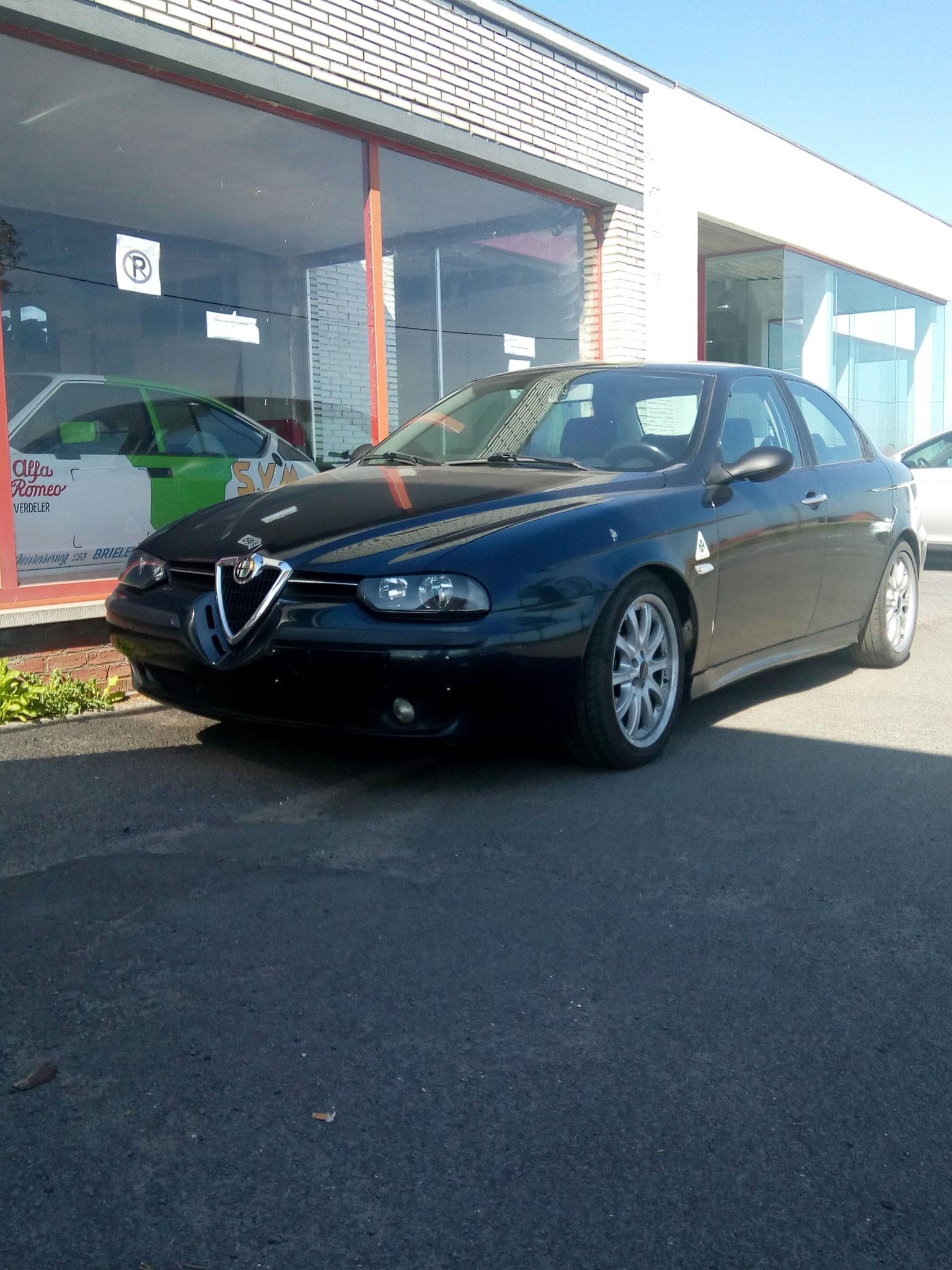 1031 - Alfa Romeo - 156 2.5i v6 24 v - 1998