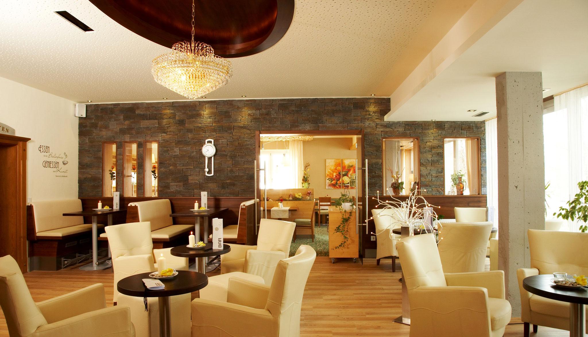 Bar & Restaurantbereich