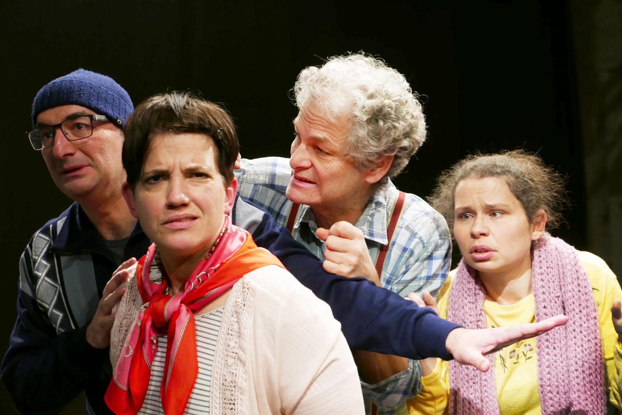 Münchner Helden*Theater - Echokammer