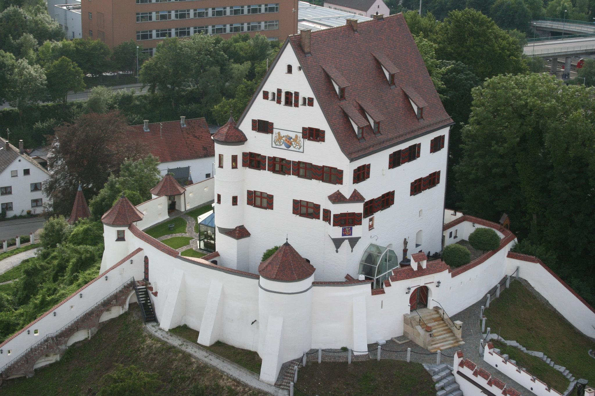 Schloss Leipheim