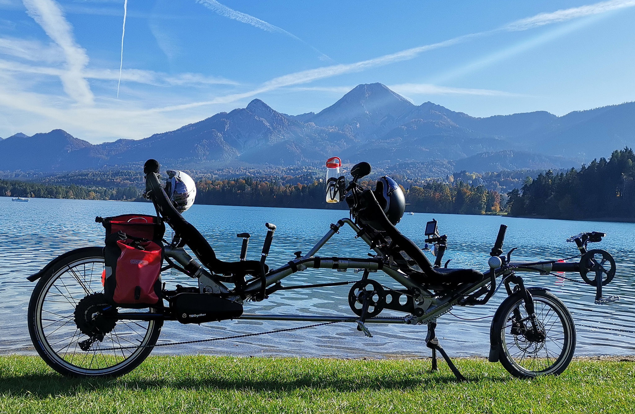 Recumbent Tandem TWOgether Co.