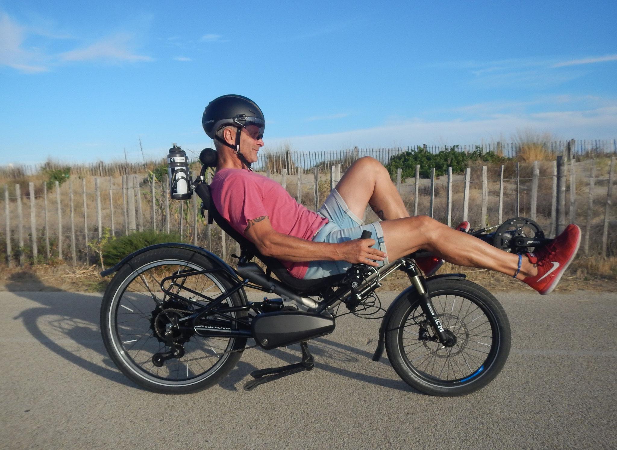臥式單人自行車  TWOgether Co.