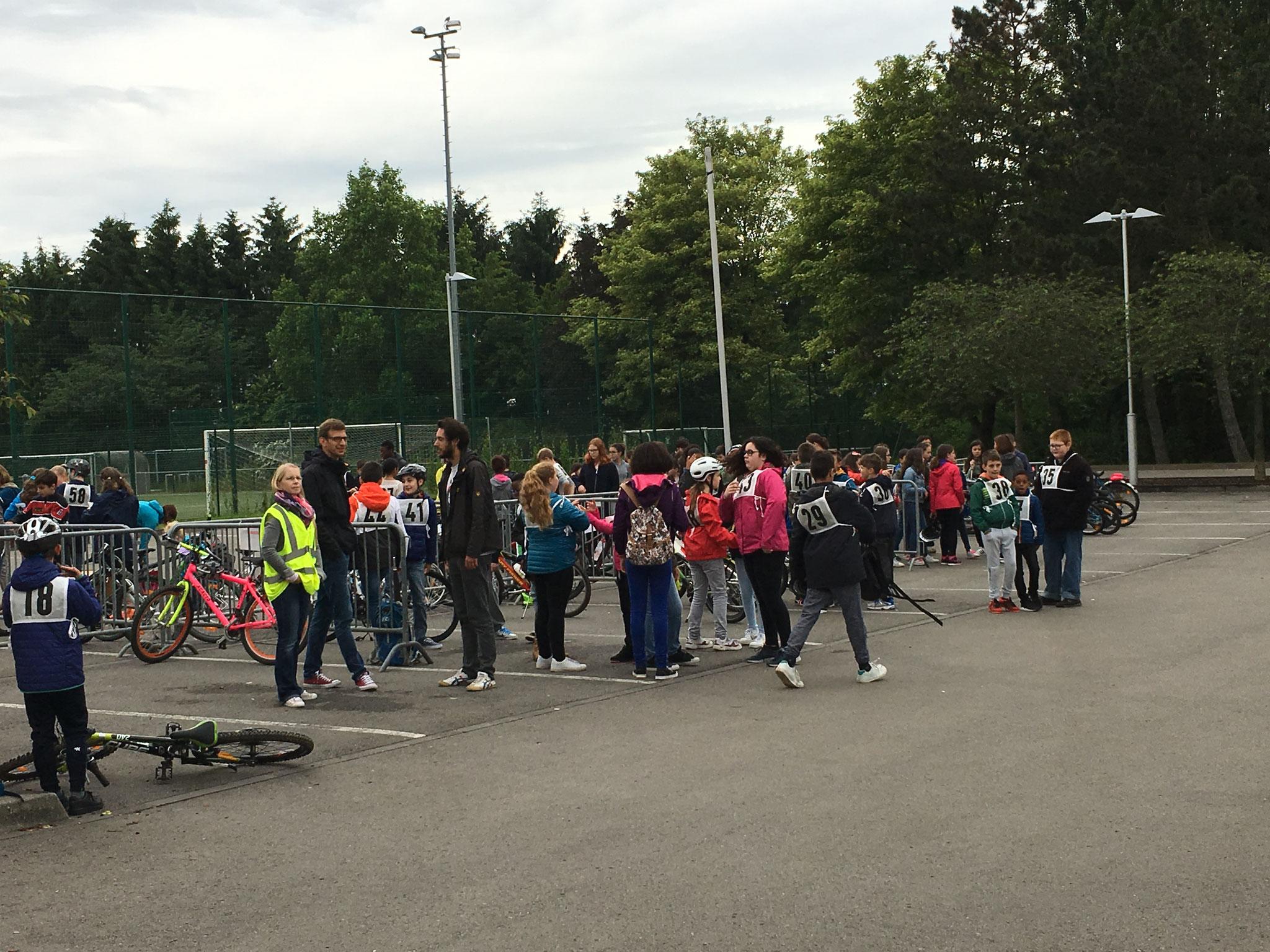 16 juin : Coupe scolaire circulation 2016 à Rodange