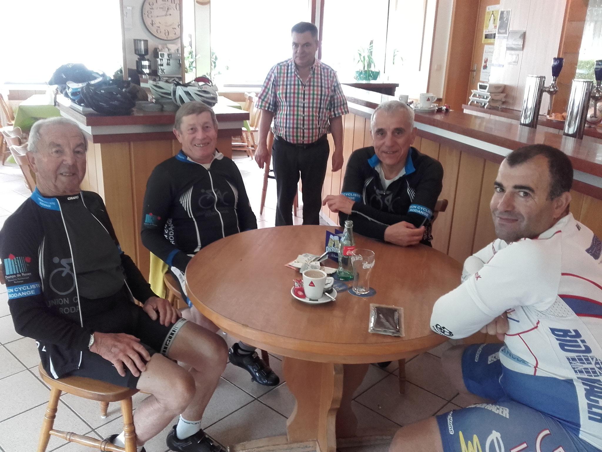 Rallye Mondercange 14.07.2019