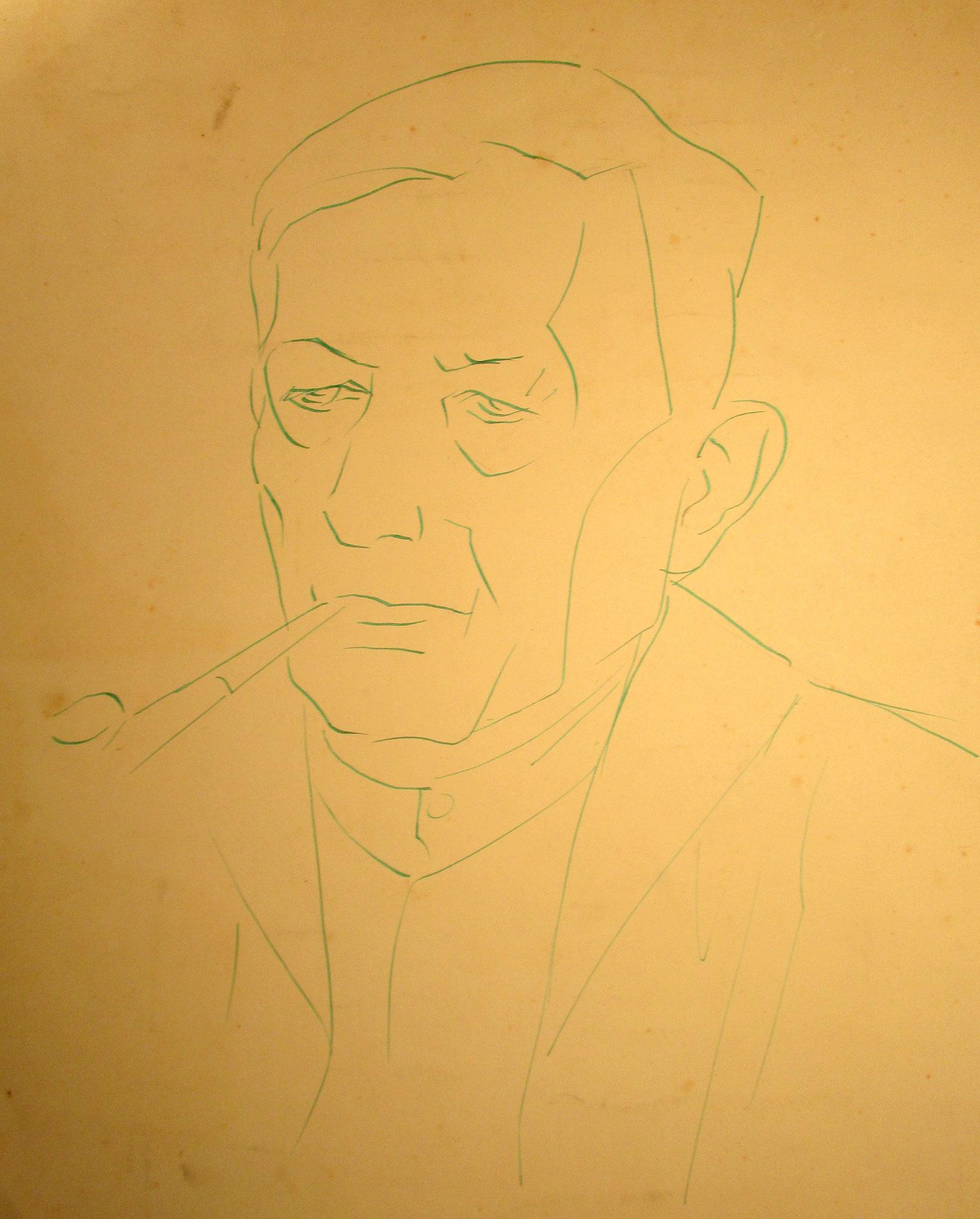 Vater Peter Heinz