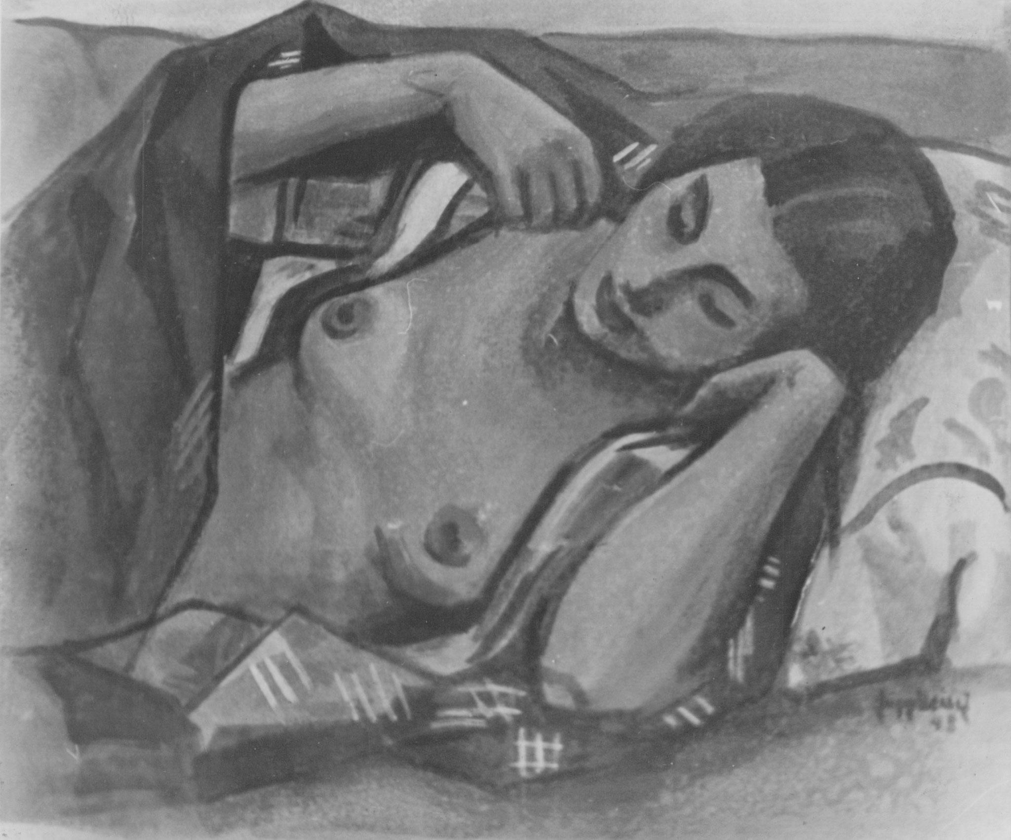 Frauenbild 1948