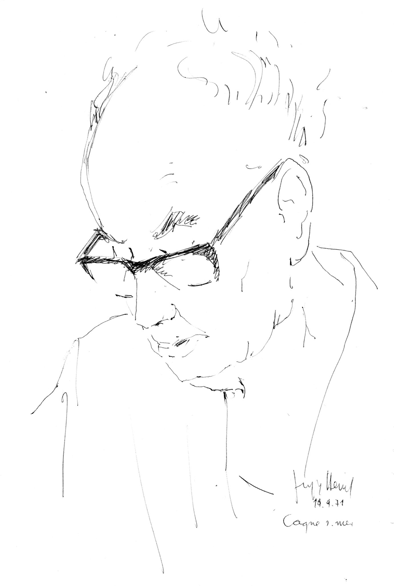 Leo Breuer II 1971