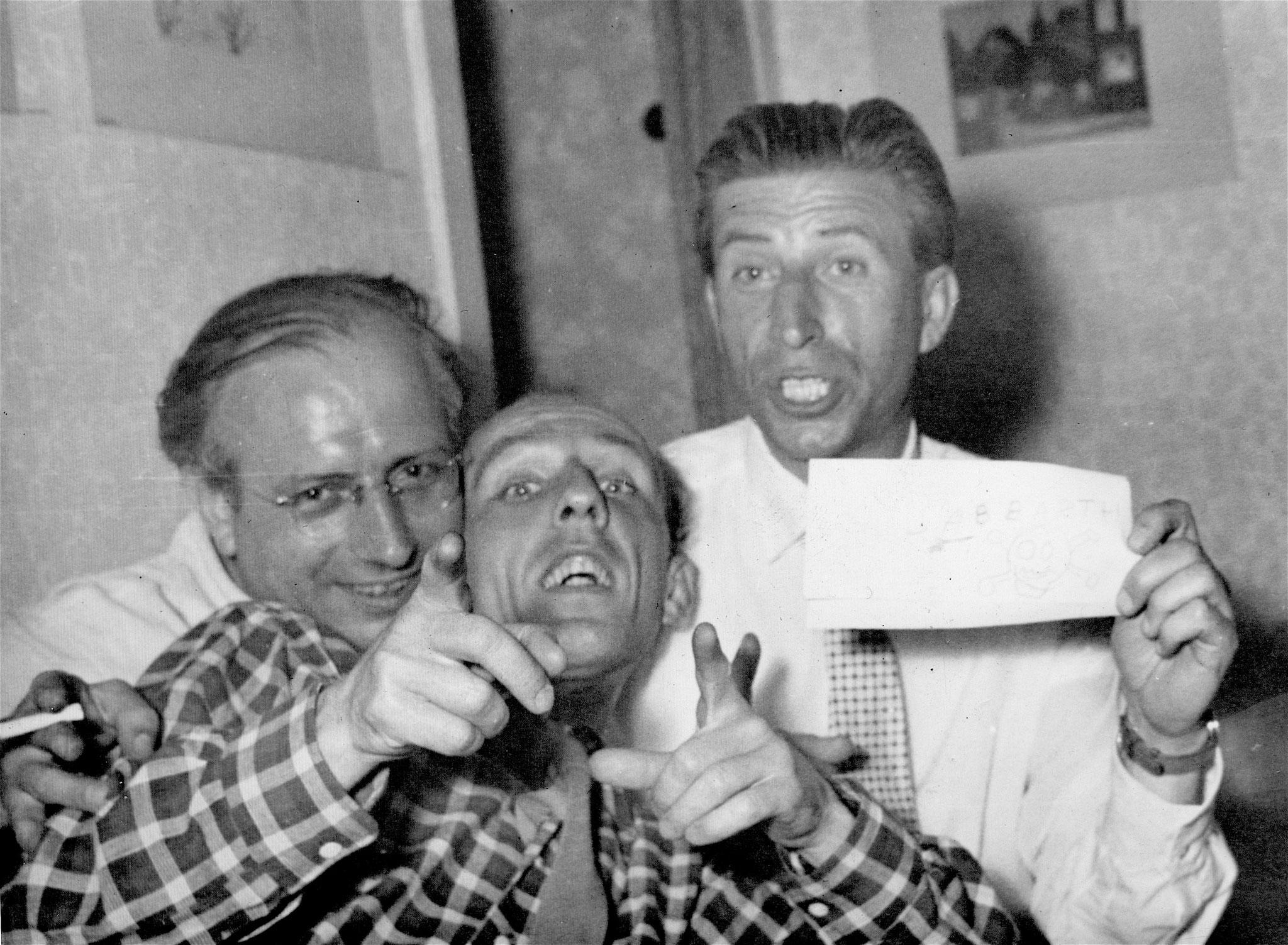 JH 1953 mit Martin und Hofmann